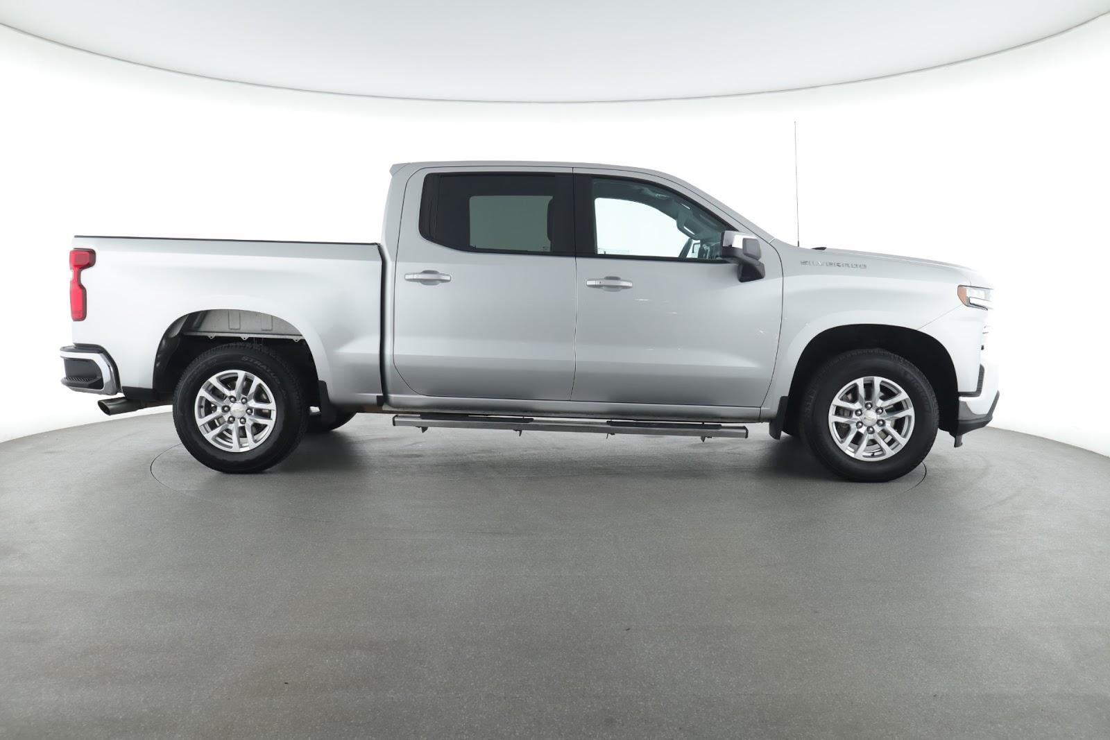 2019 Chevrolet Silverado 1500 LT (from $39,950)
