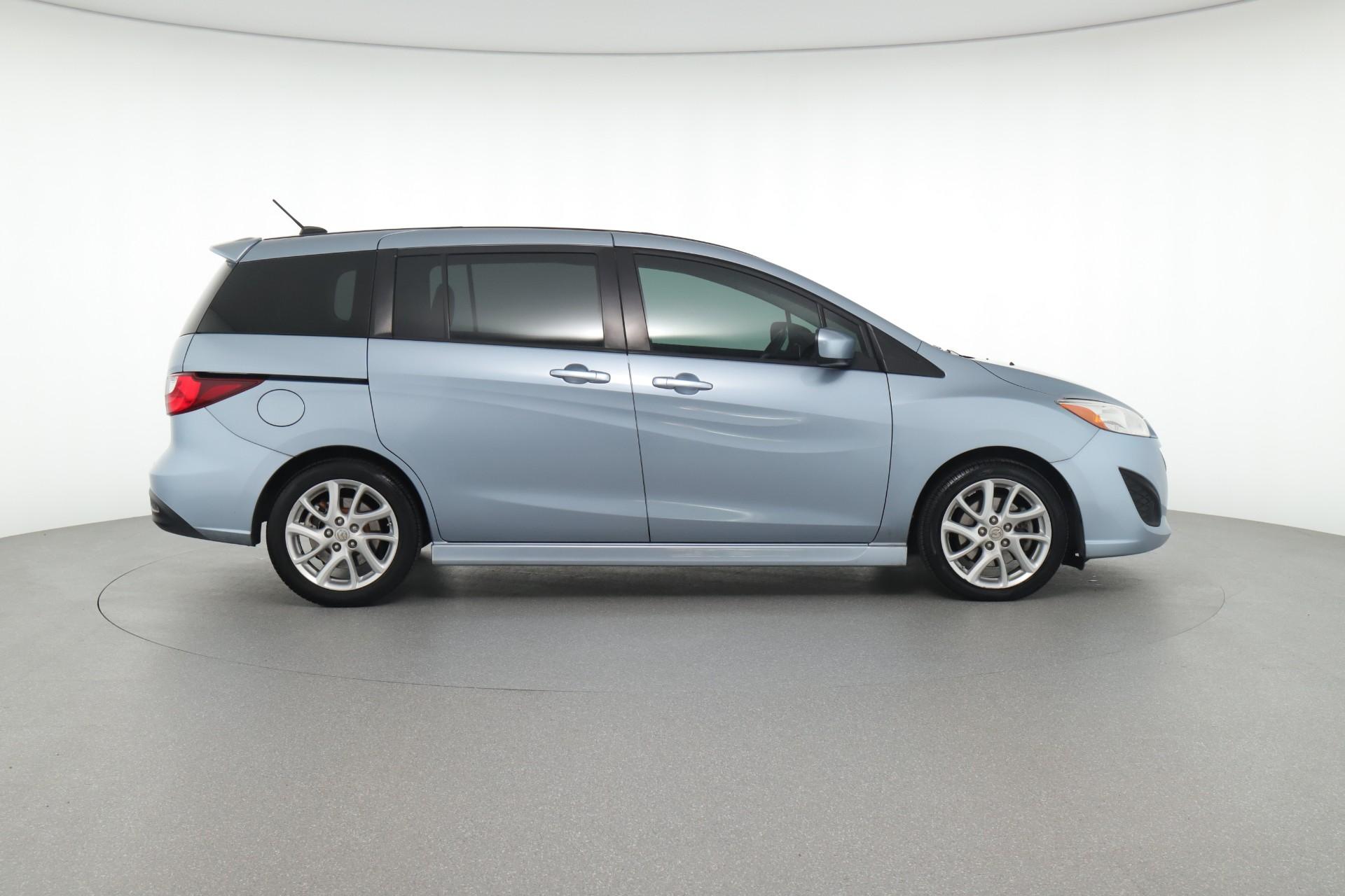 The Top 7 Best MPG Minivans (Fuel Efficient)