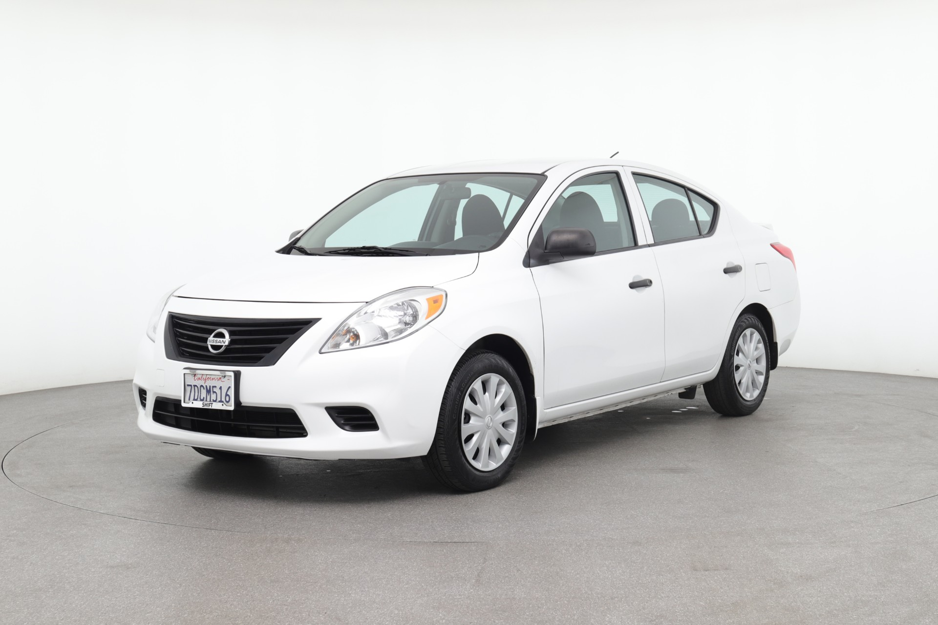 2014 Nissan Versa S Plus (from $9,950)