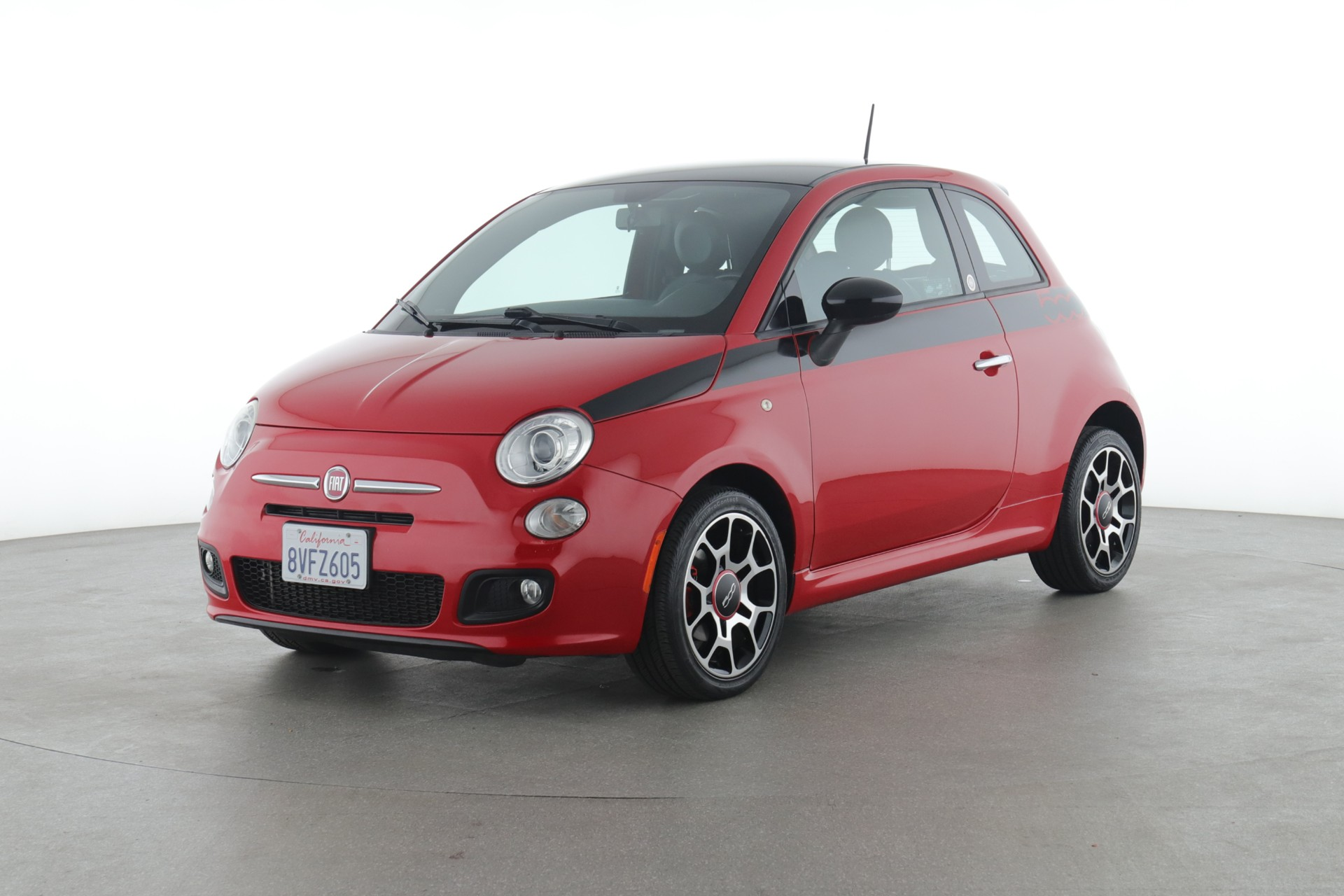 2012 FIAT 500 Sport (from $9,300)