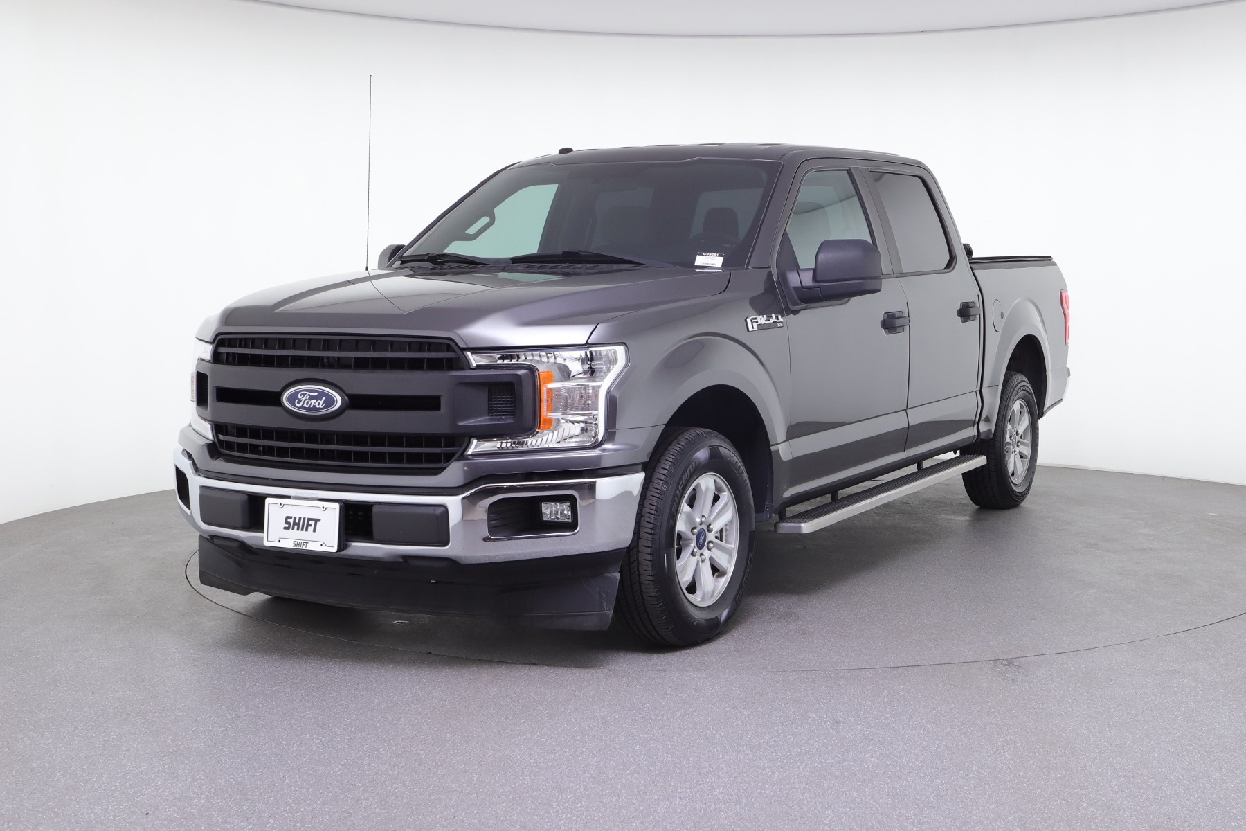 How Much Does a Ford F-150 Weigh?