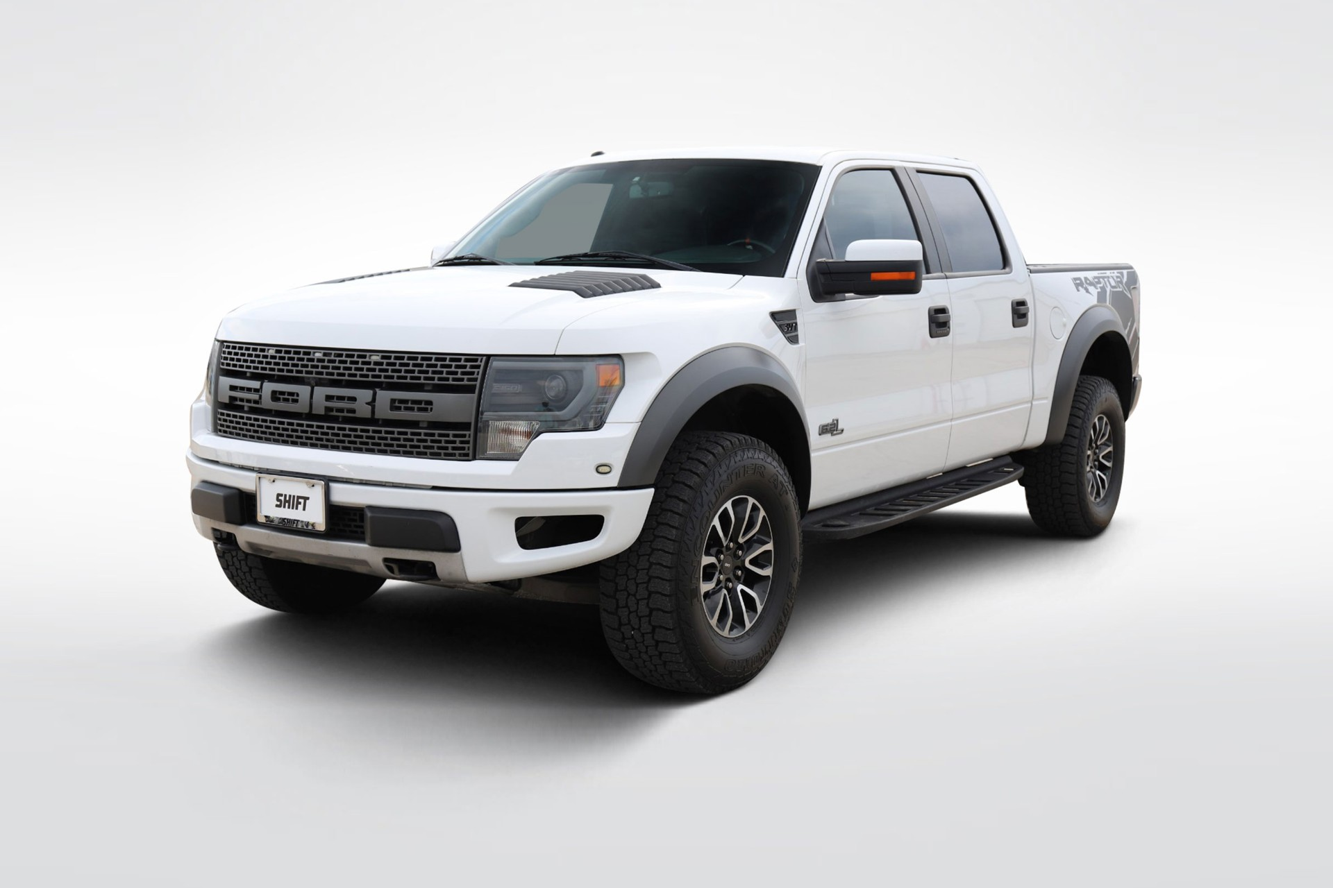 2013 Ford F-150 SVT Raptor (from $38,950)