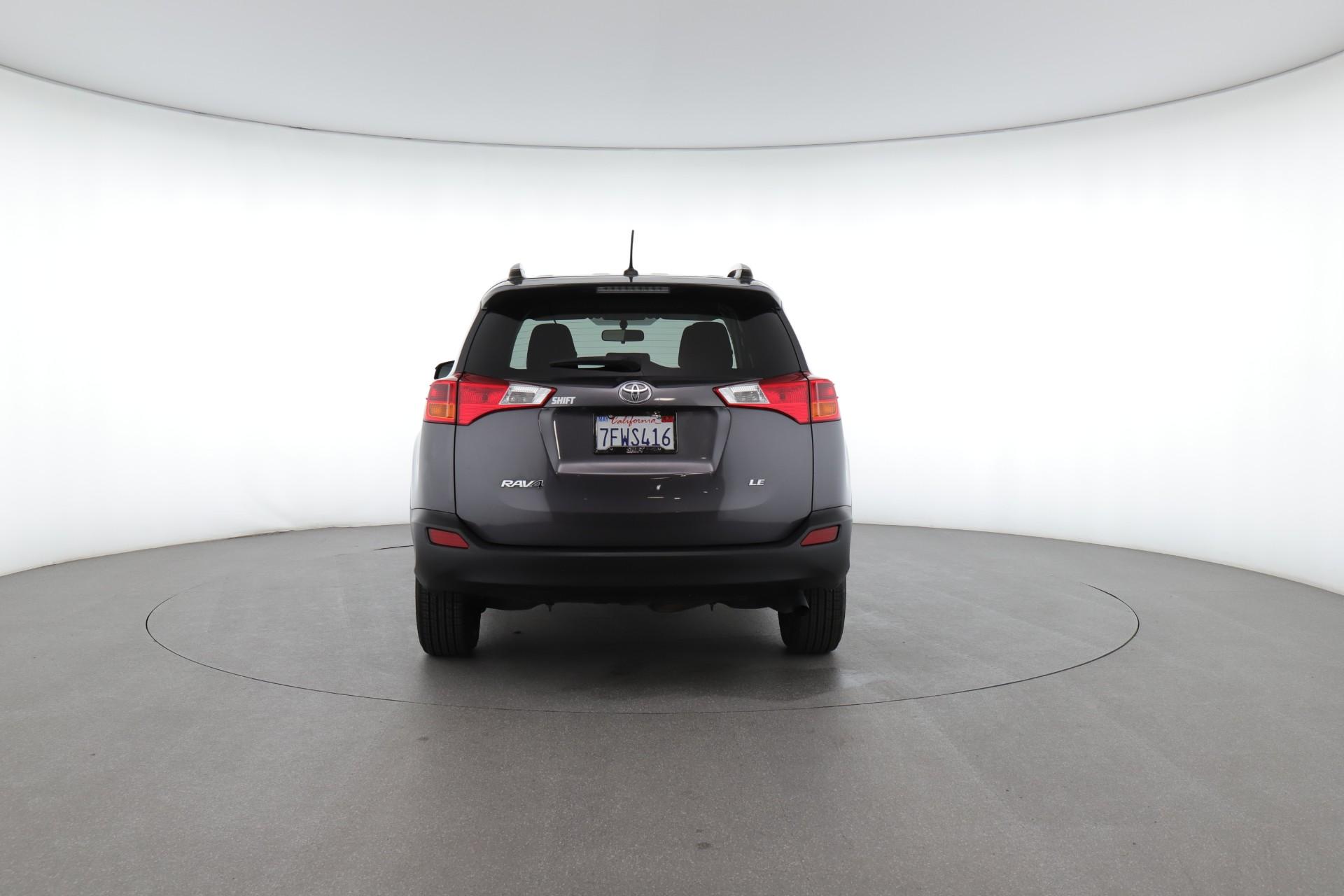 2014 Toyota RAV4 LE (from $19,750)