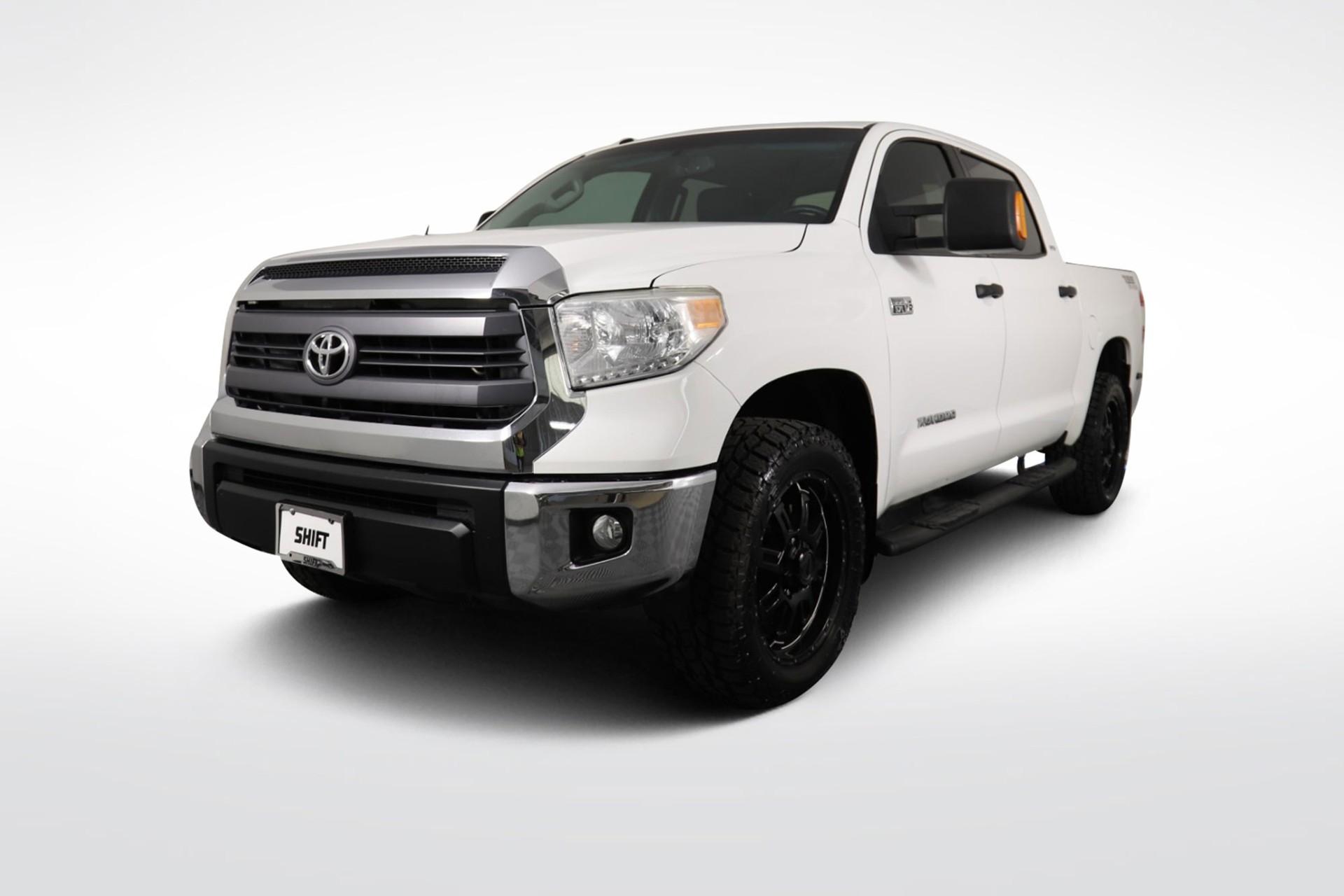 Toyota Tundra SR5 (from $36,200)