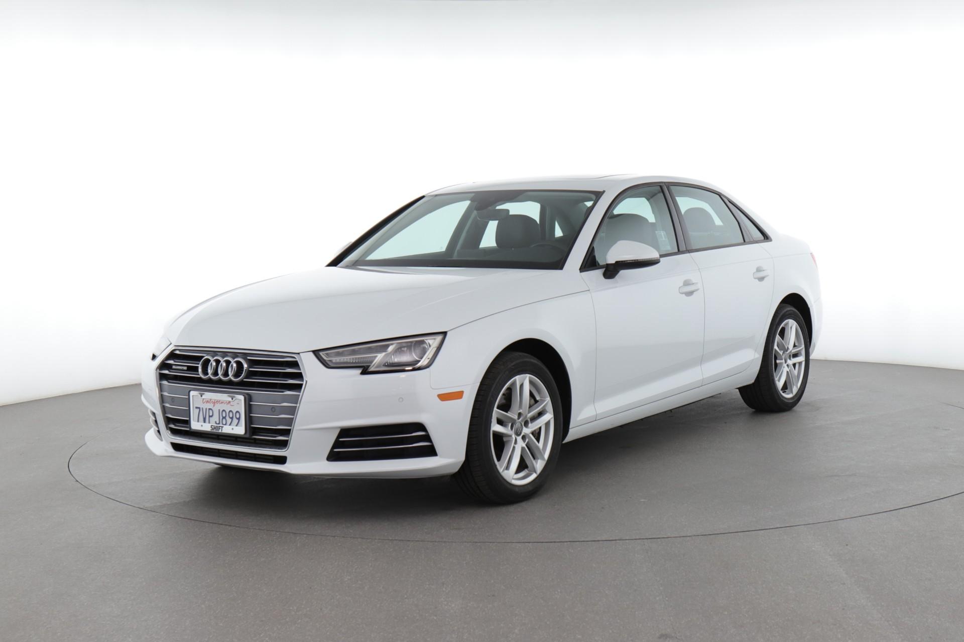 2017 Audi A4 Premium (from $26,500)