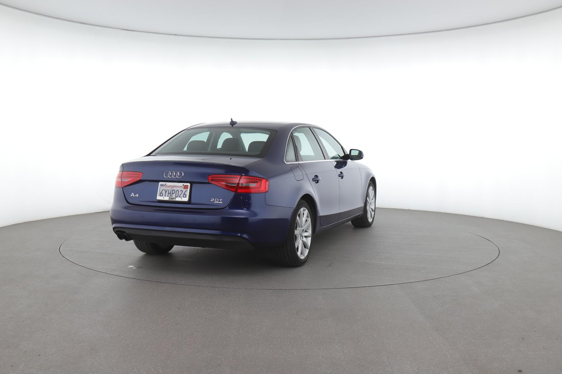 2013 Audi A4 Premium Plus (from $13,950)