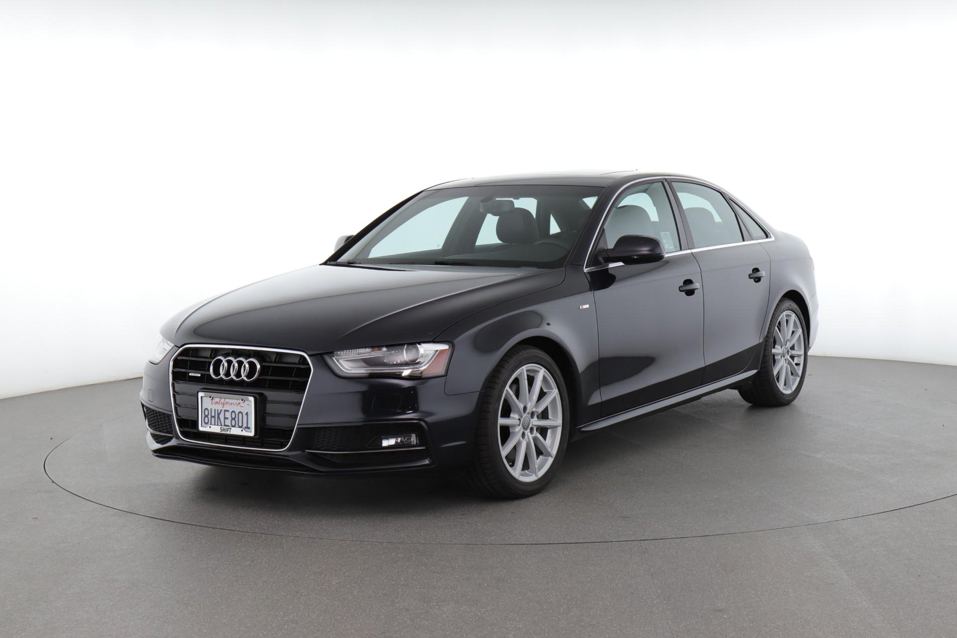 2014 Audi A4 Prestige (from $17,400)