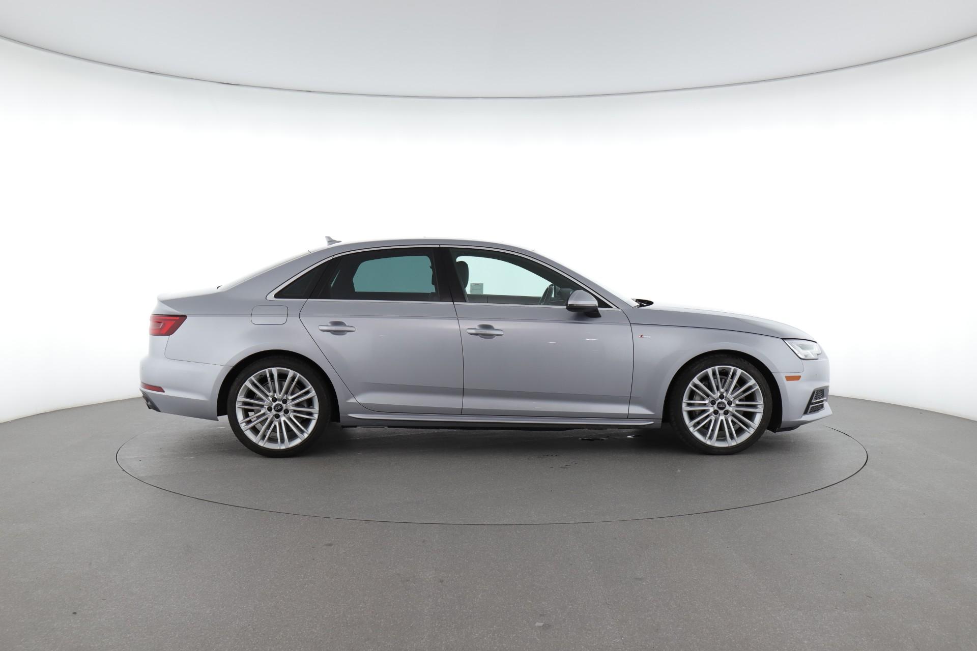2018 Audi A4 Premium Plus (from $26,900)
