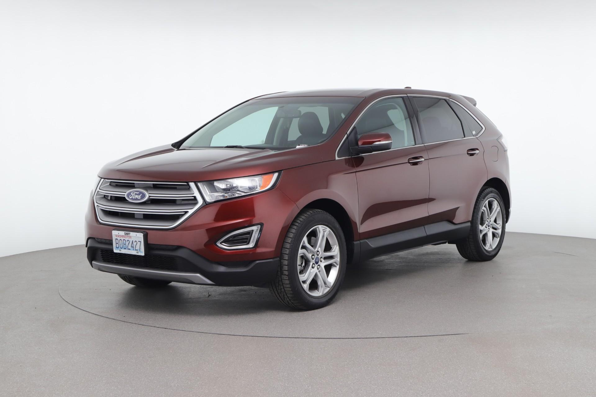 Ford Edge Titanium (from $24,050)