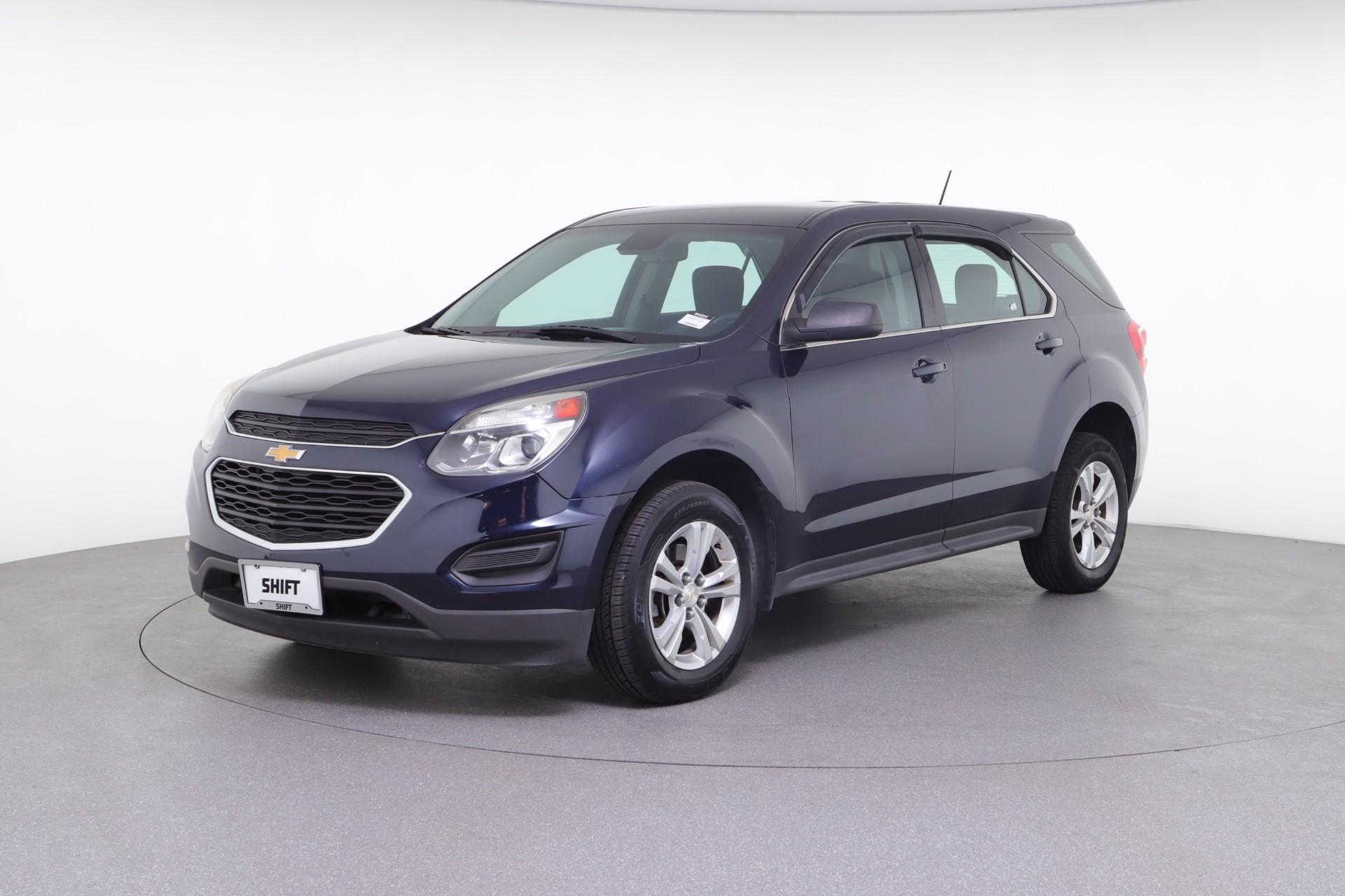 Chevrolet Equinox LS (from $15,850)
