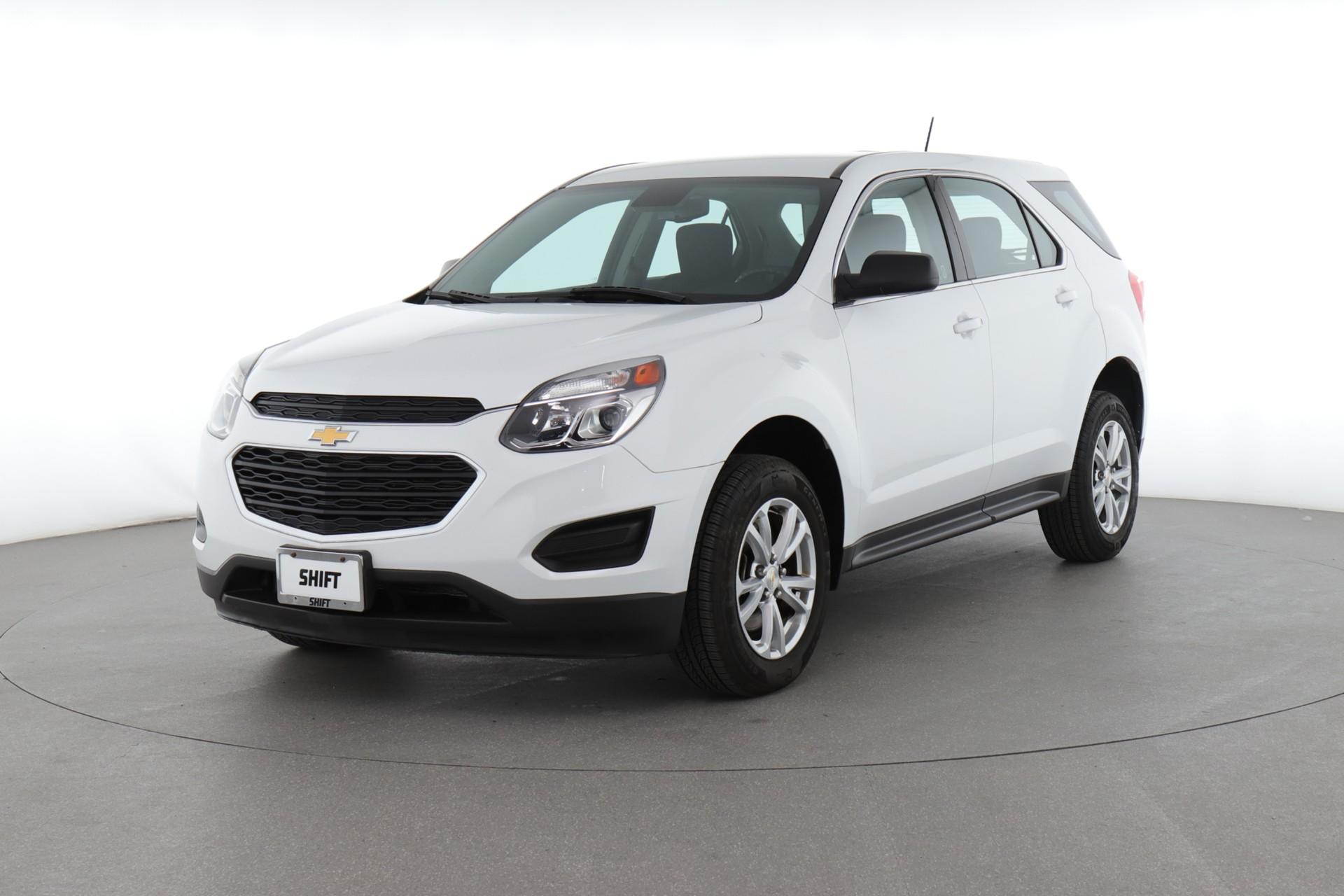 Chevrolet Equinox LS (from $19,450)