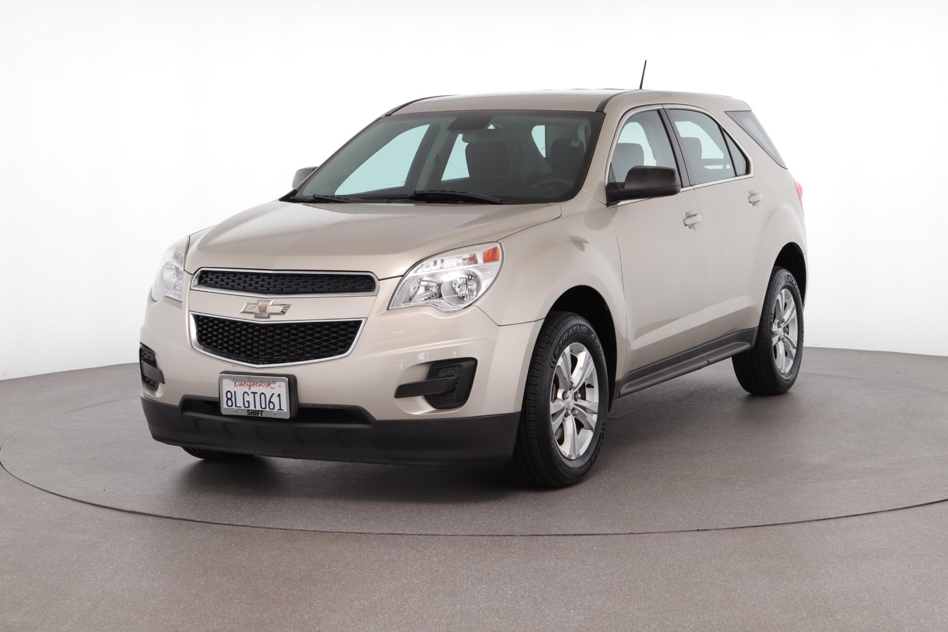 Chevrolet Equinox LS (from $13,050)