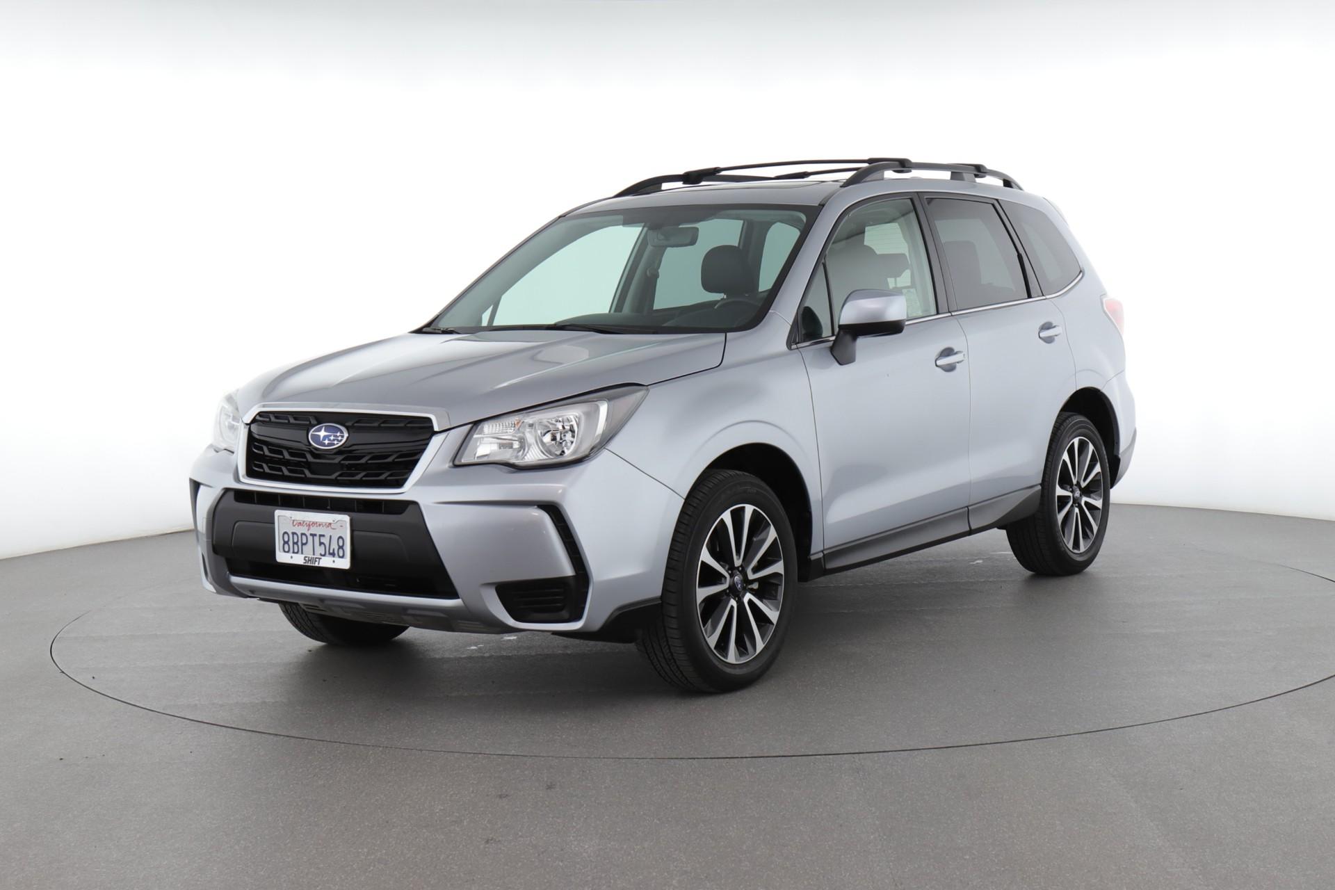 Subaru Forester Premium (from $26,500)