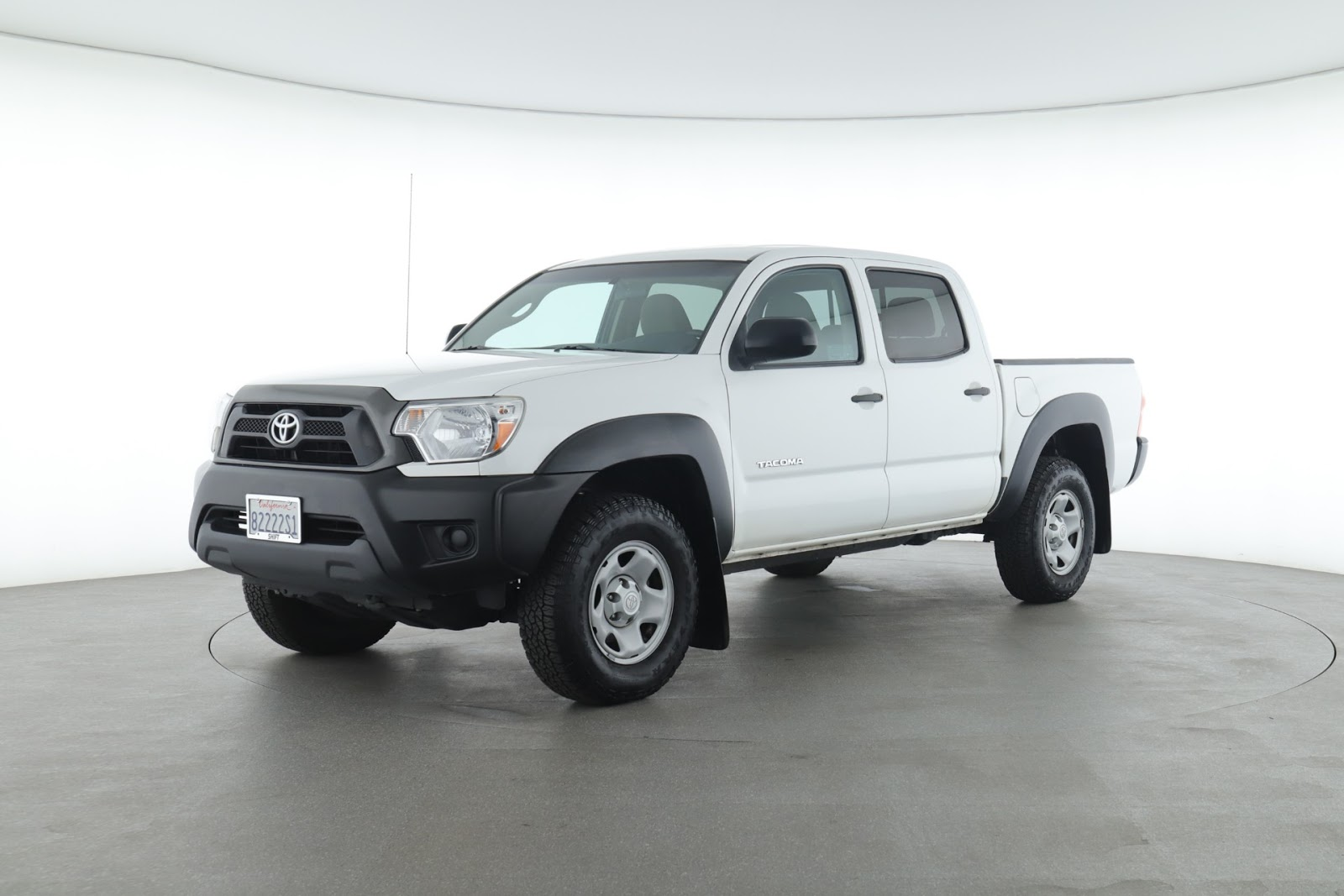 2015 Toyota Tacoma PreRunner (from $23,000)