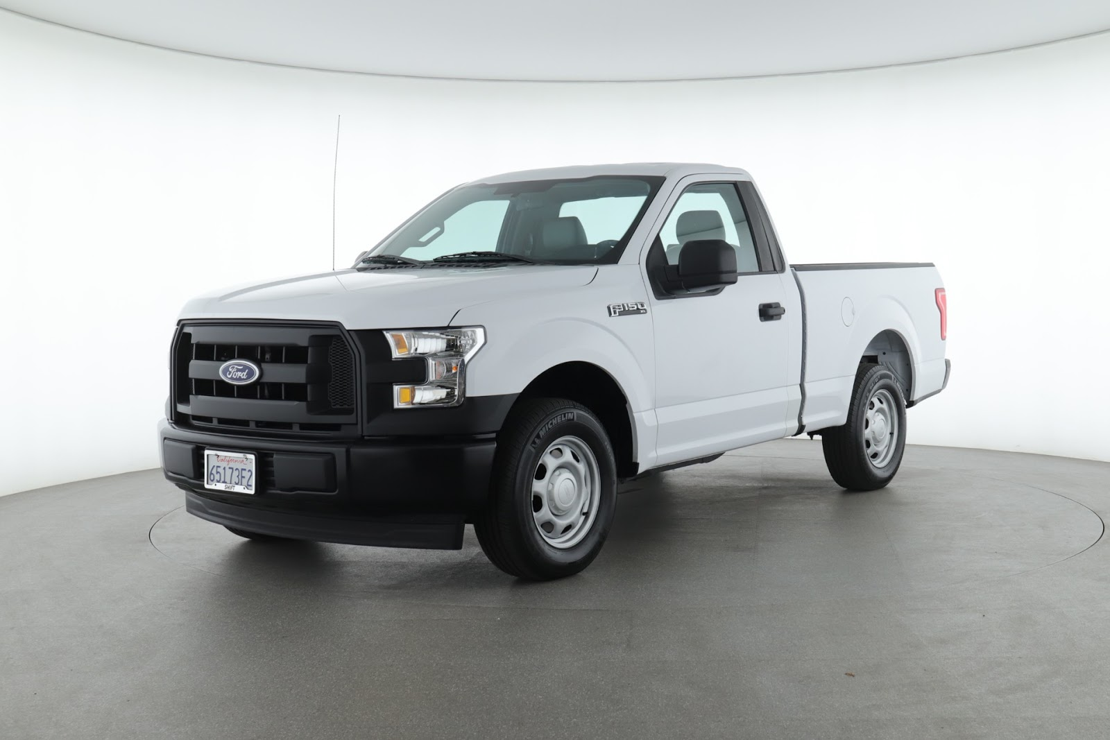2017 Ford F-150 XL (from $25,000)