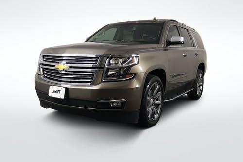 Chevrolet Tahoe LTZ (from $45,000)