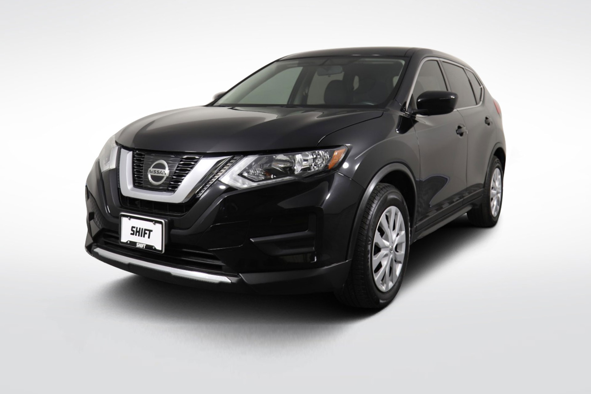 2017 Nissan Rogue S (from $18,250)