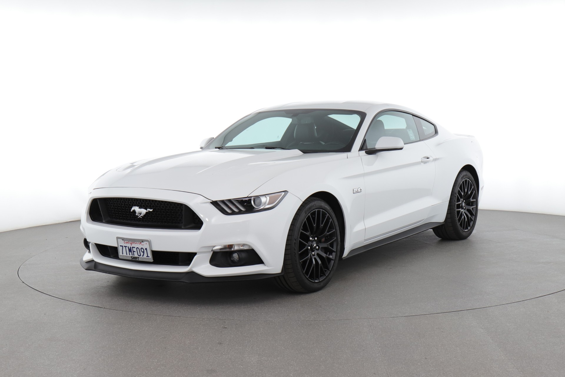 Ford Mustang GT w/ 6-Speed Manual (from $28,850)