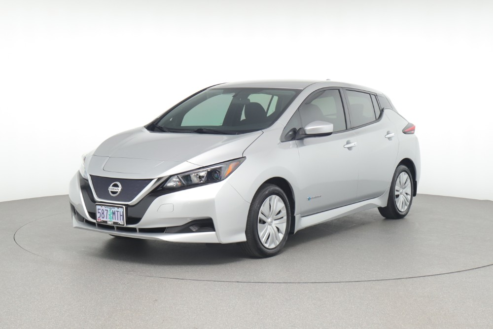 2018 Nissan LEAF S (from $18,950)