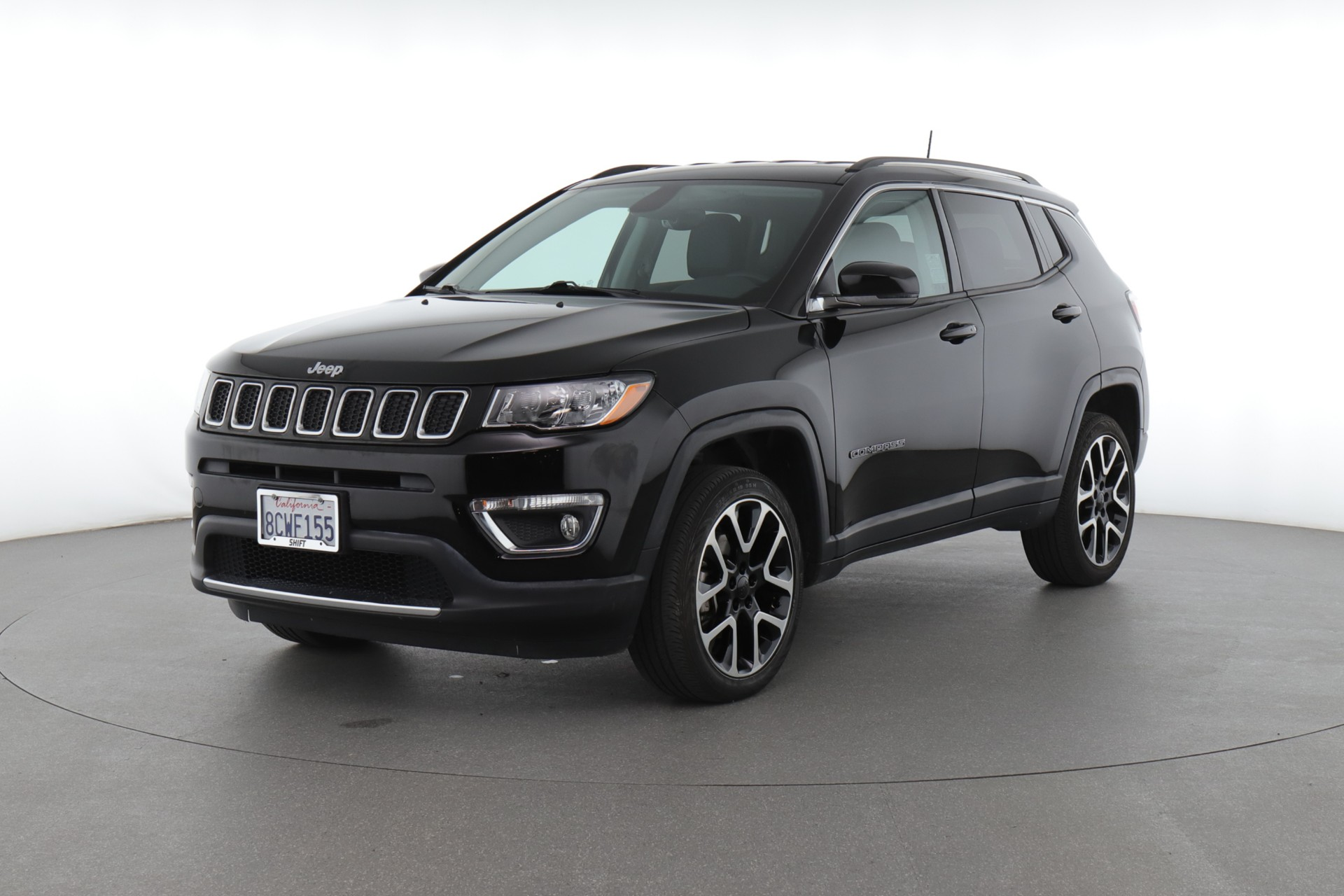 2018 Jeep Compass Limited (from $23,350)