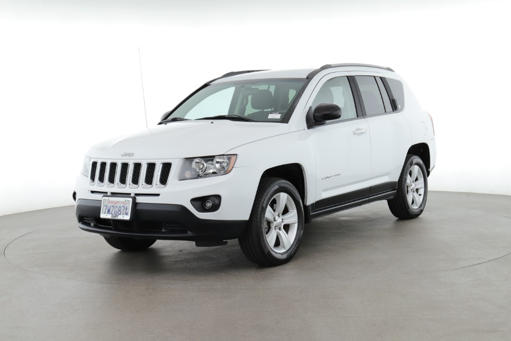 2015 Jeep Compass Sport (from $13,700)
