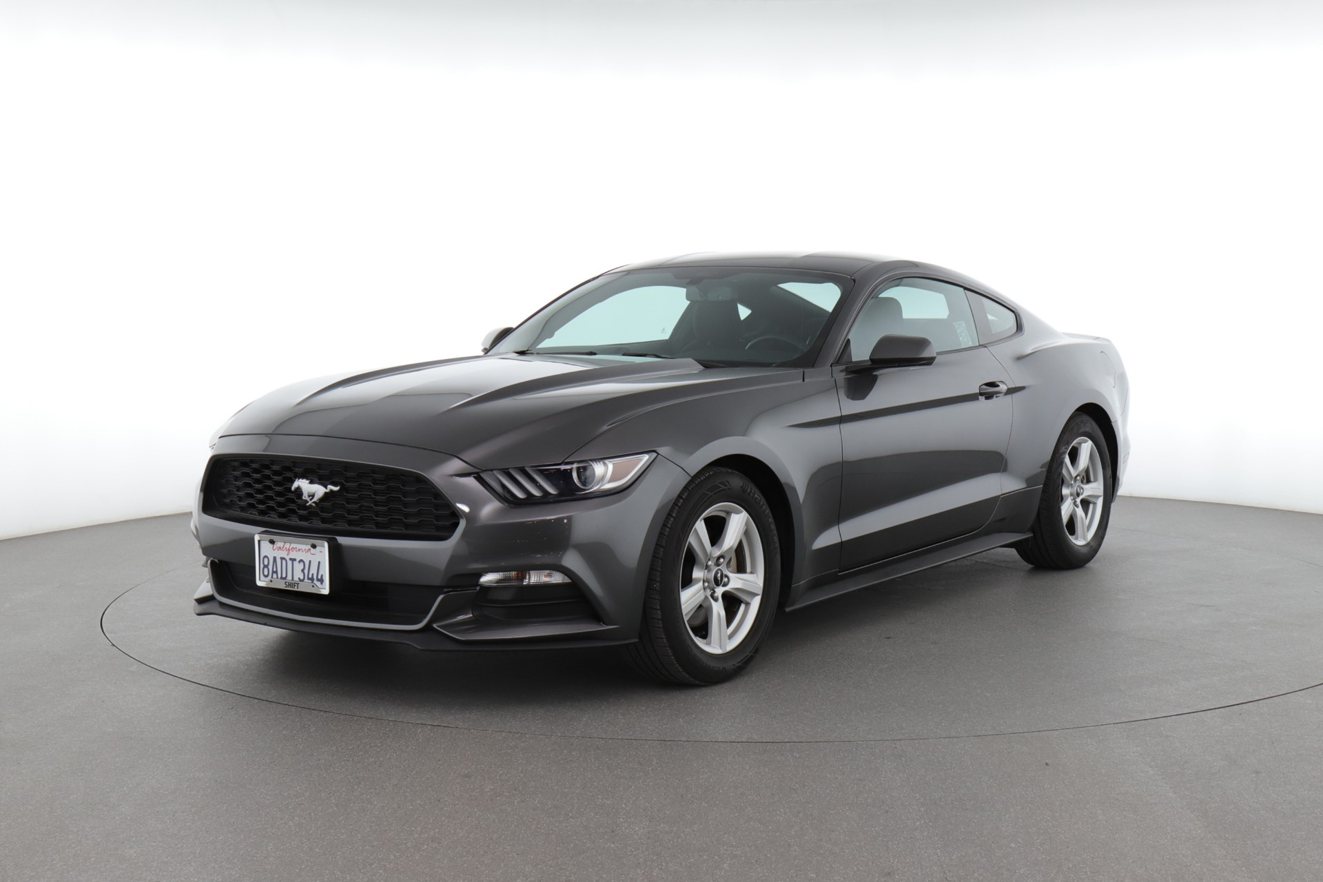 The Ford Mustang V6