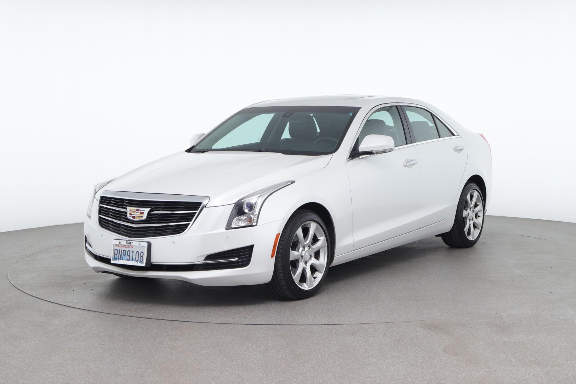 Cadillac ATS Luxury AWD (from $18,200)