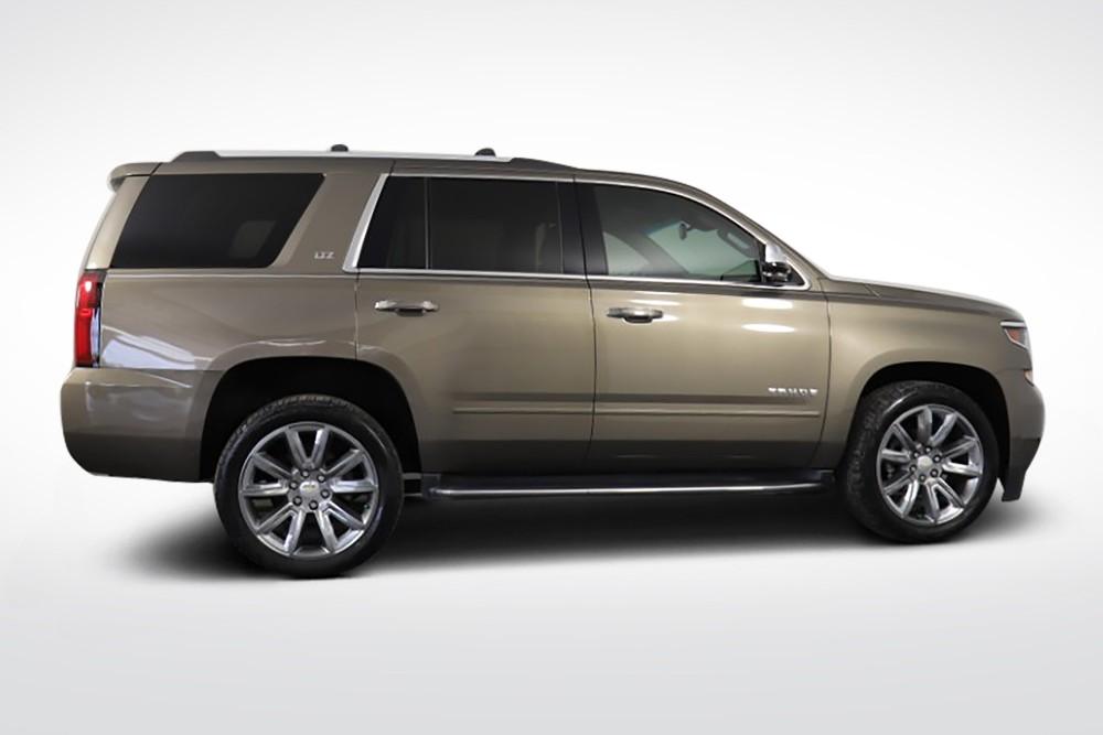 2016 Chevrolet Tahoe LTZ (from $43,950)