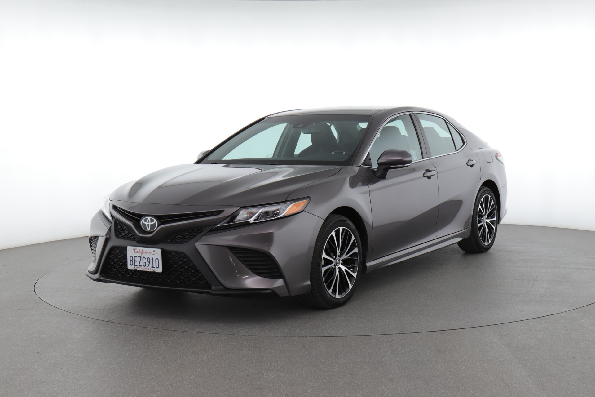 2018 Toyota Camry SE (from $22,300)