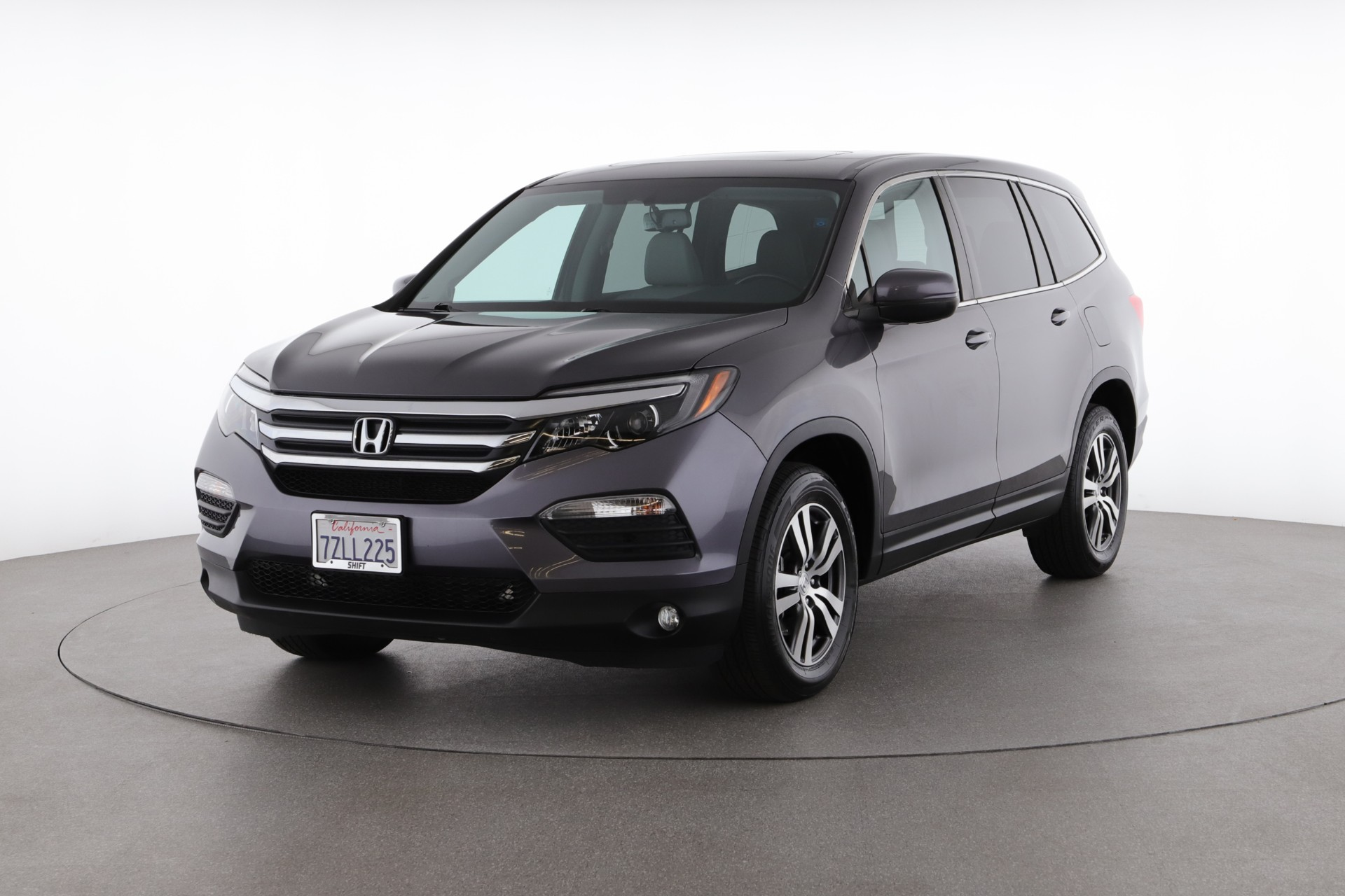 2017 Honda Pilot EX-L (from $26,950)