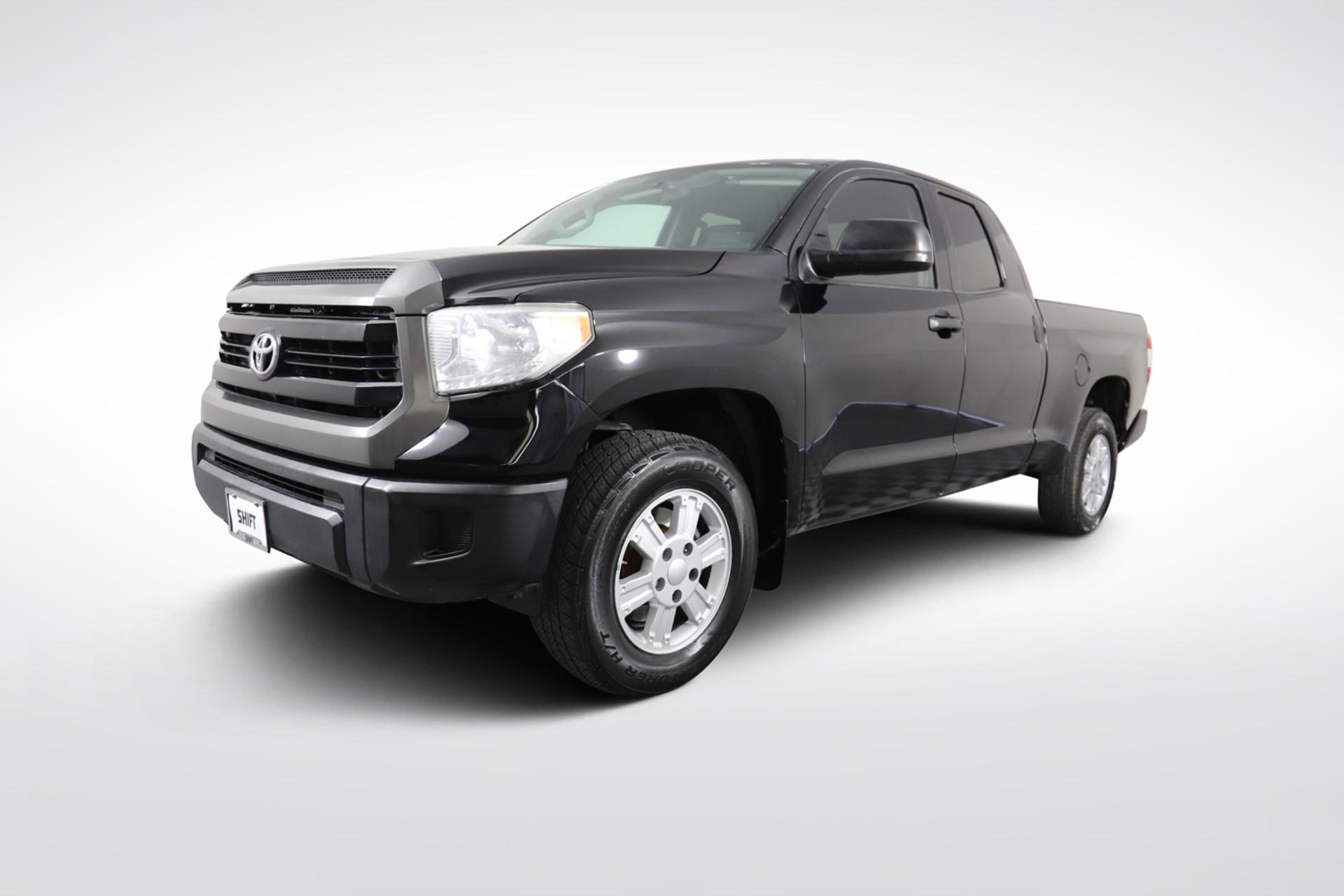 2015 Toyota Tundra SR (from $27,650)