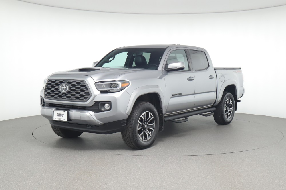 2020 Toyota Tacoma TRD Sport (from $41,950)
