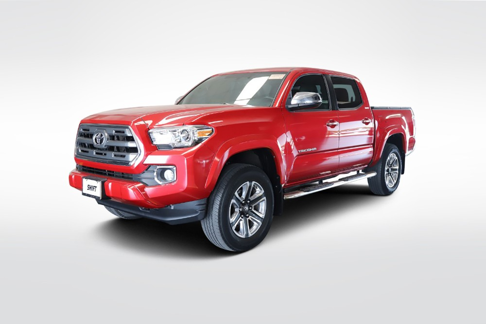 2017 Toyota Tacoma Limited (from $37,950)