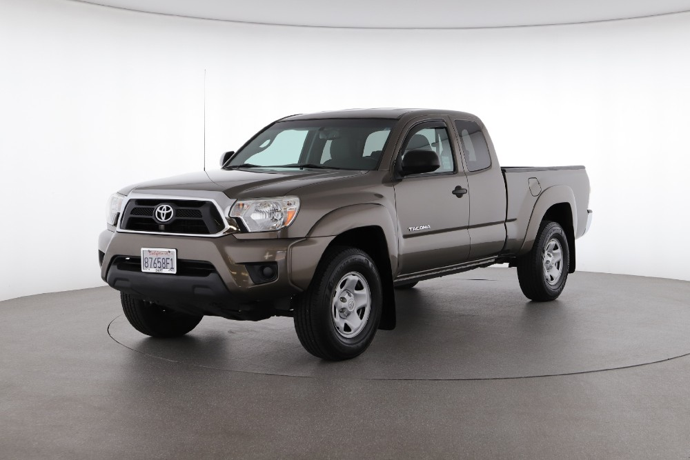 2013 Toyota Tacoma PreRunner (from $23,950)