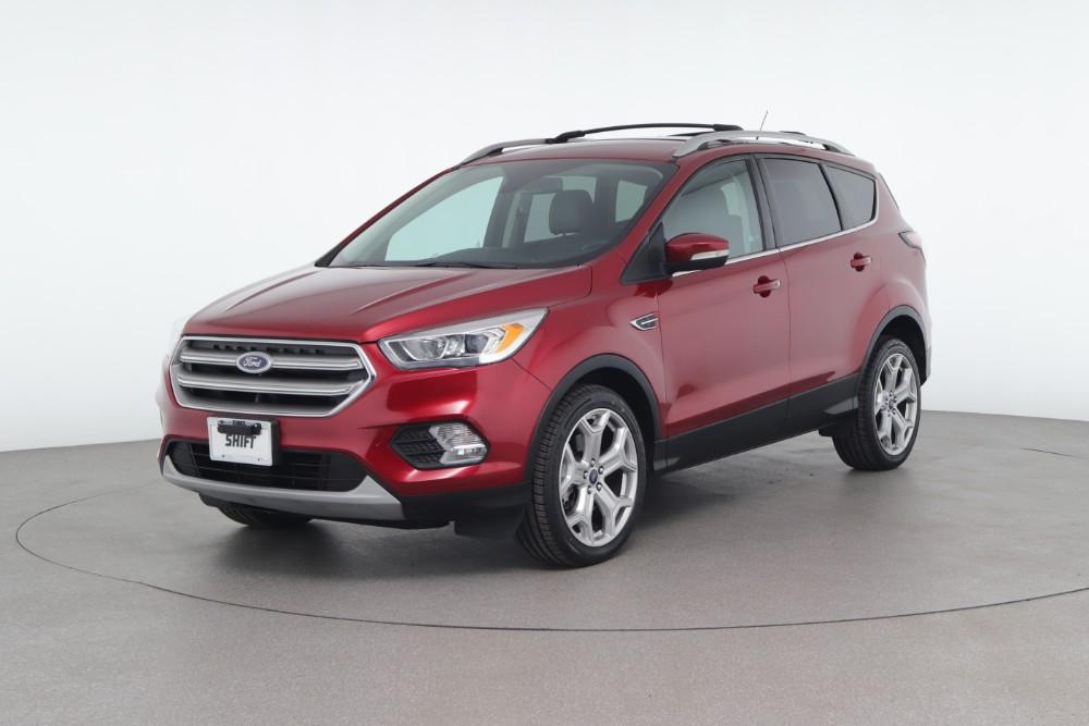 2017 Ford Escape Titanium (from $19,650)