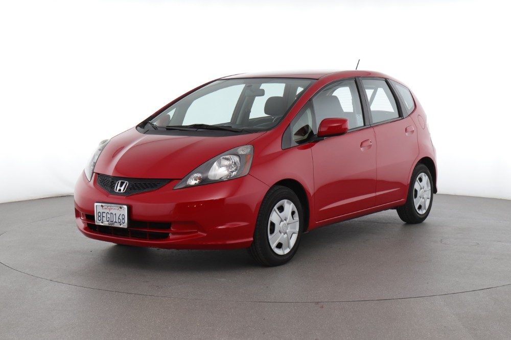 2013 Honda Fit (from $12,950)