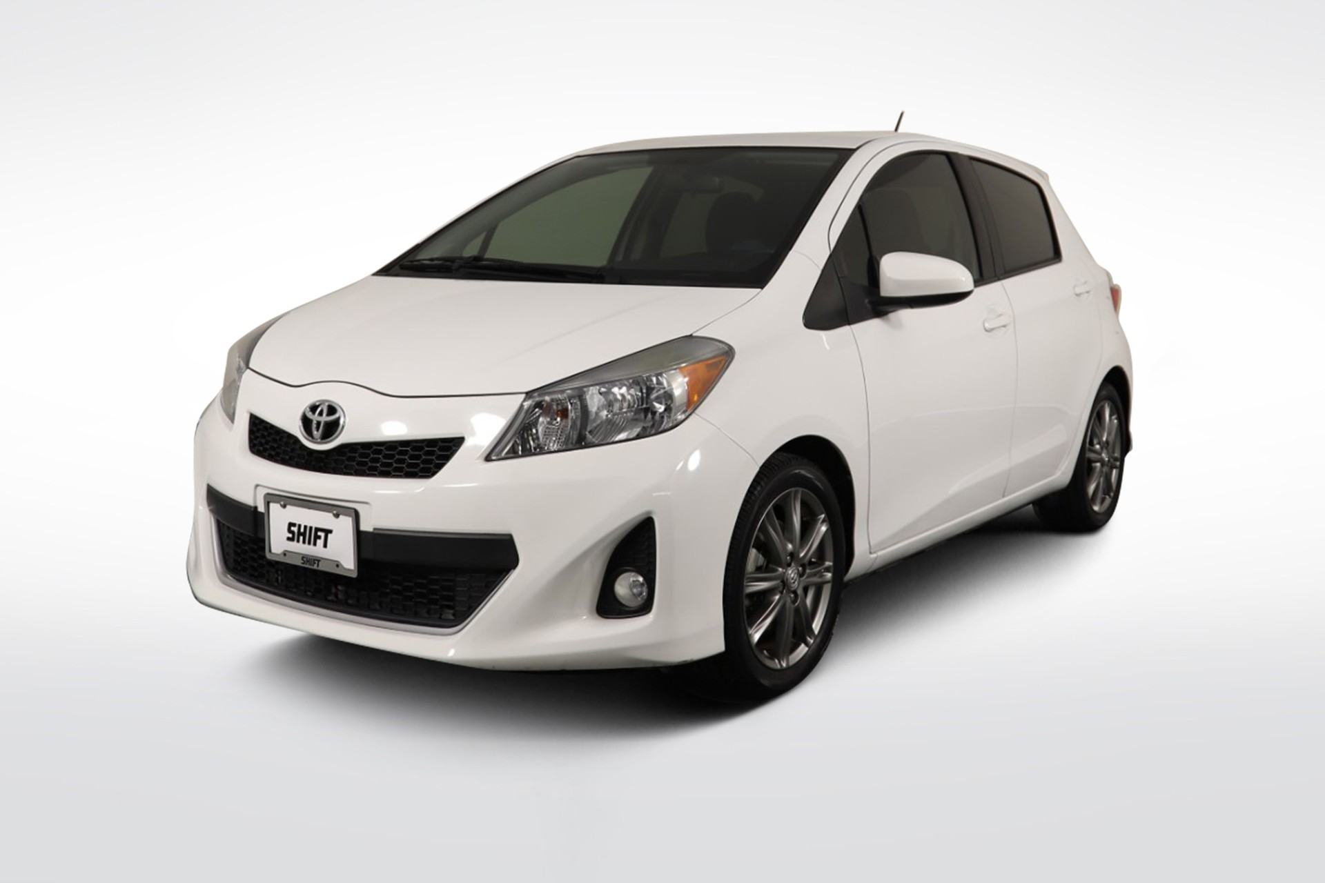 2014 Toyota Yaris SE (from $13,250)