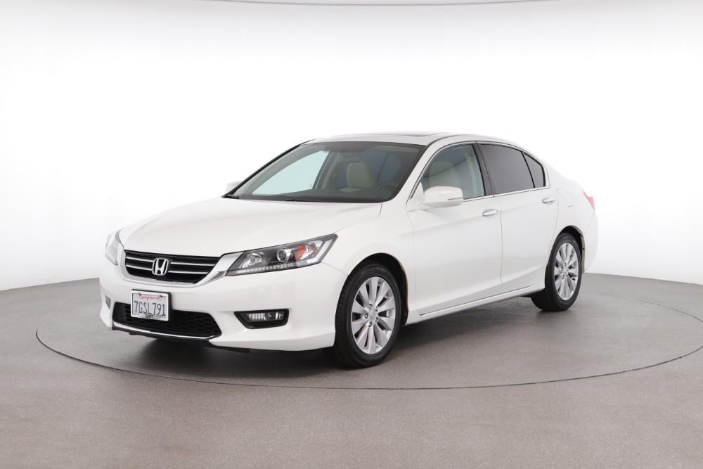 2014 Honda Accord EX (from $18,250)