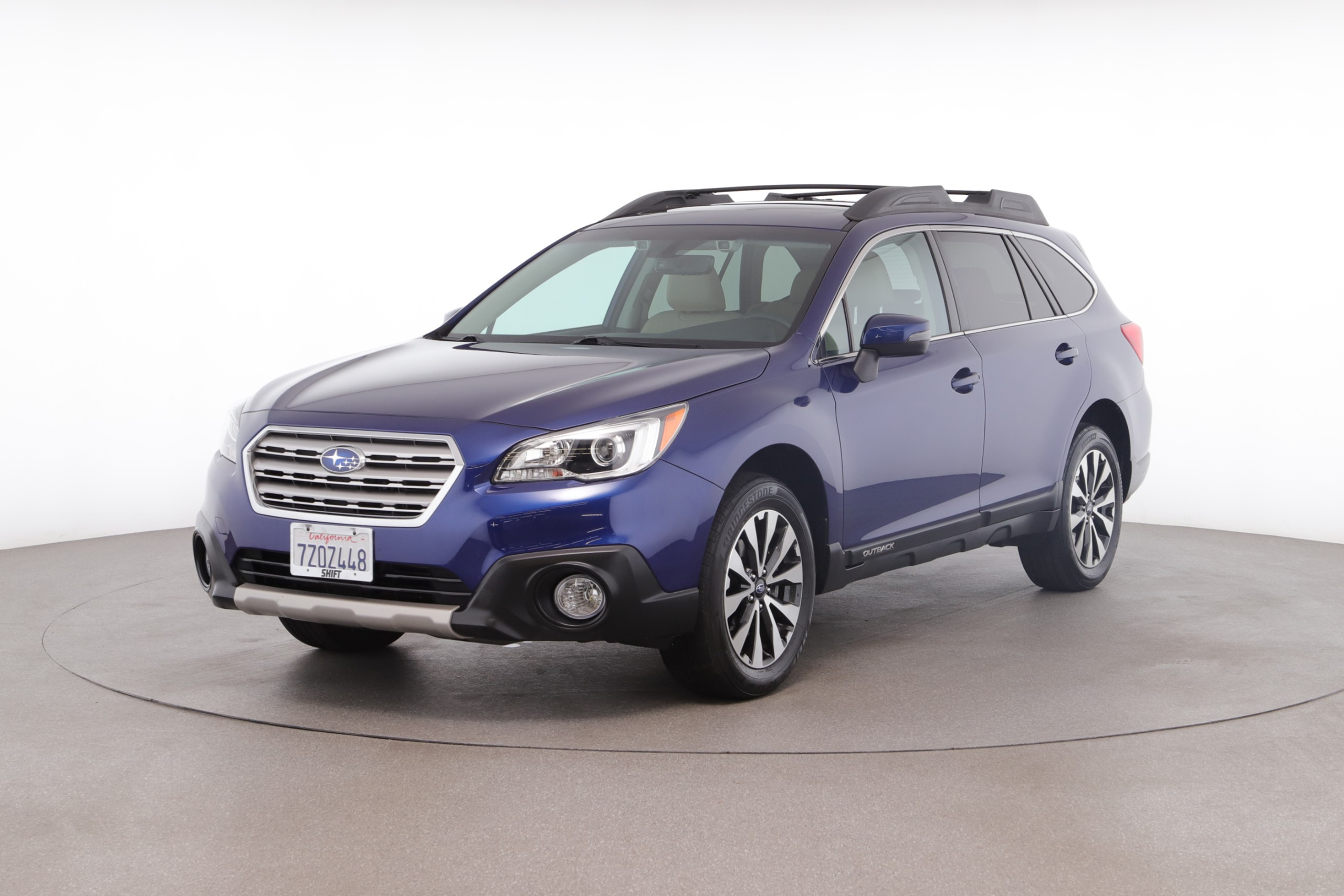 2017 Subaru Outback Limited (from $25,950)