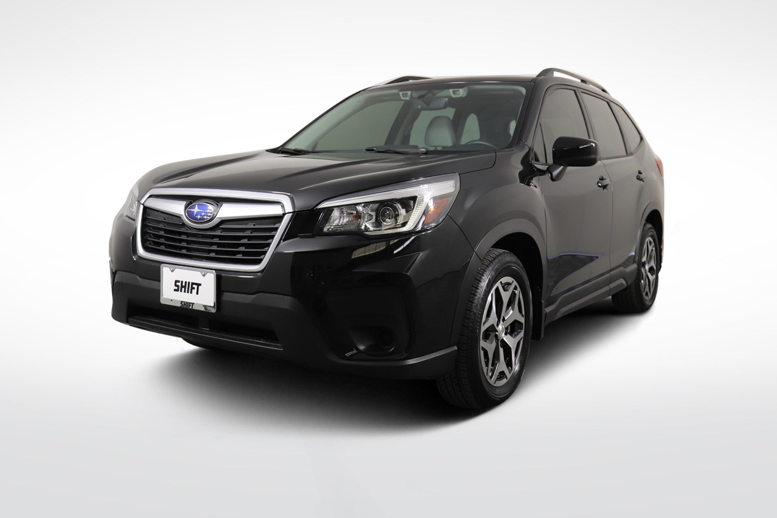 2020 Subaru Forester Premium (from $30,950)