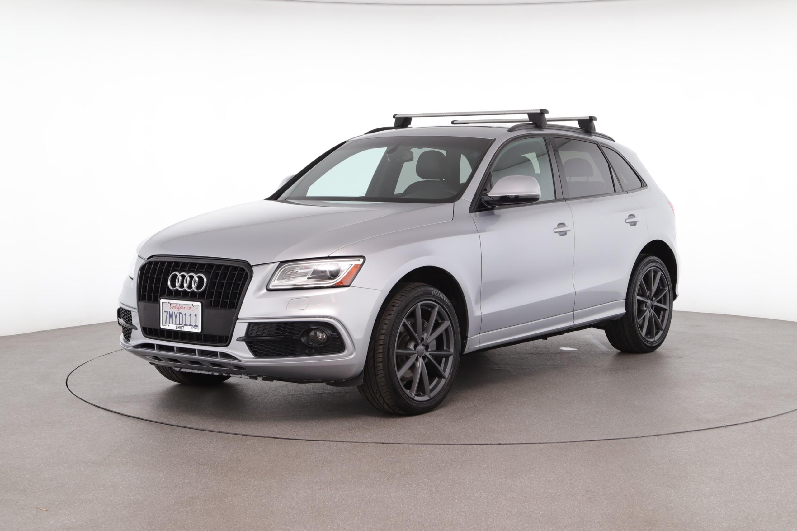 2015 Audi Q5 3.0T Premium Plus (from $25,950)