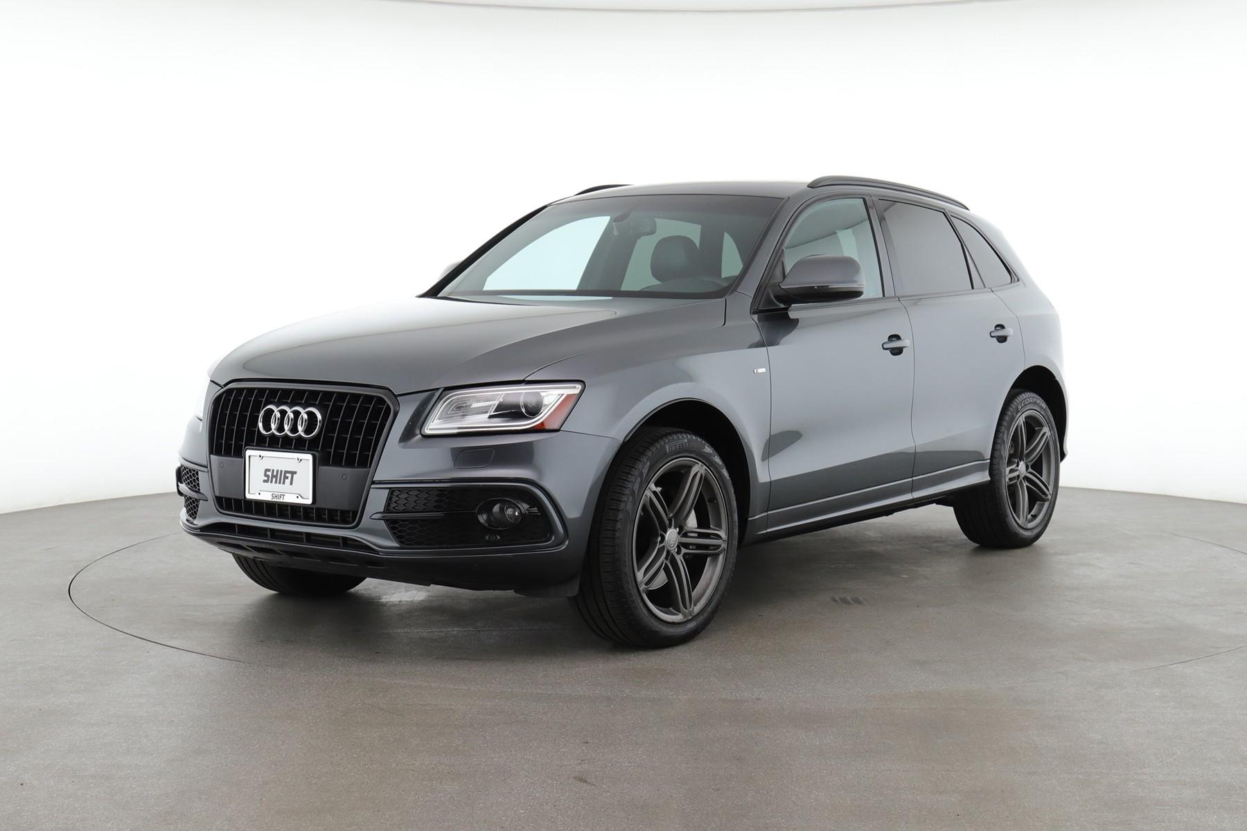 2014 Audi Q5 Premium Plus (from $23,650)