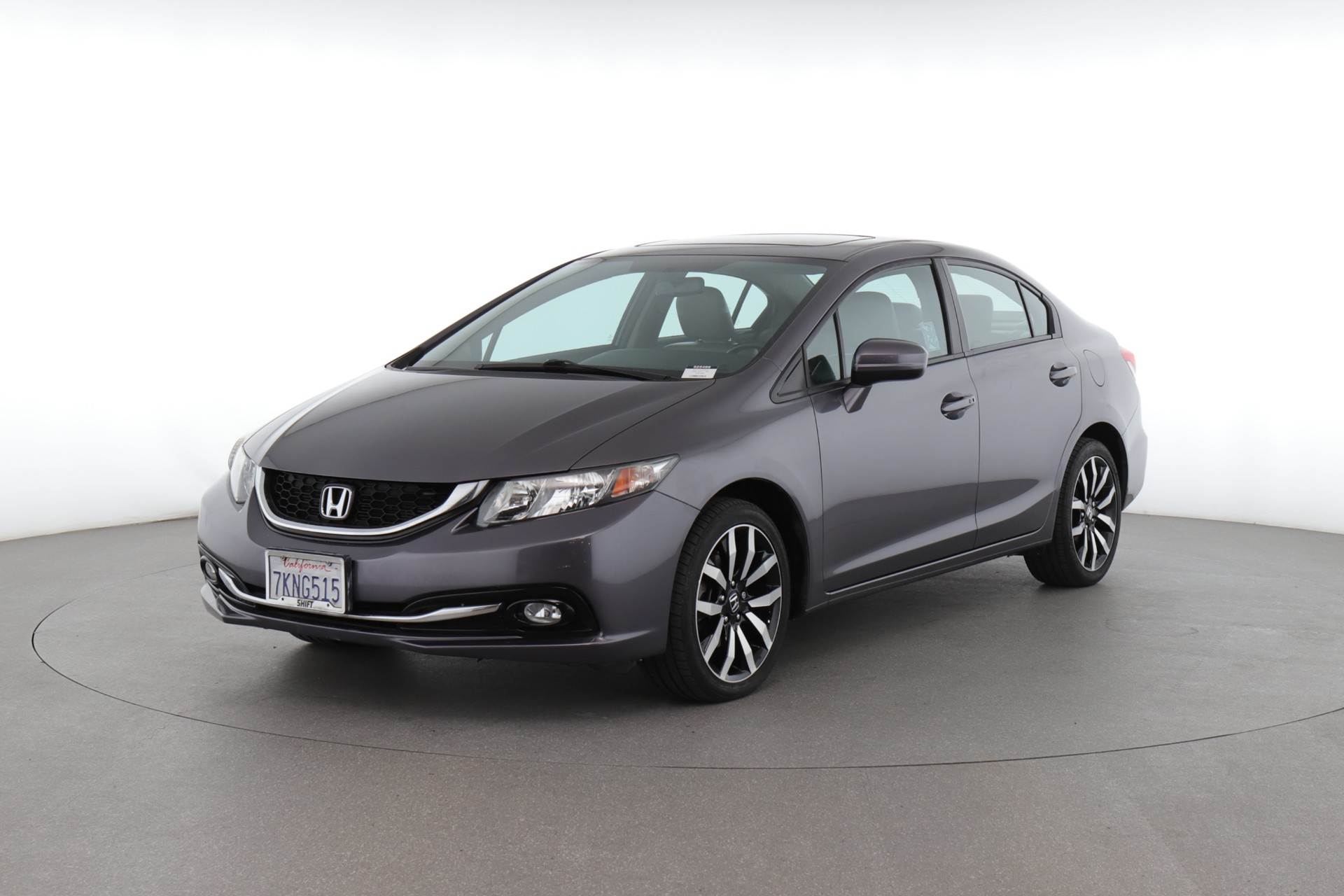 2015 Honda Civic EX-L (from $16,950)