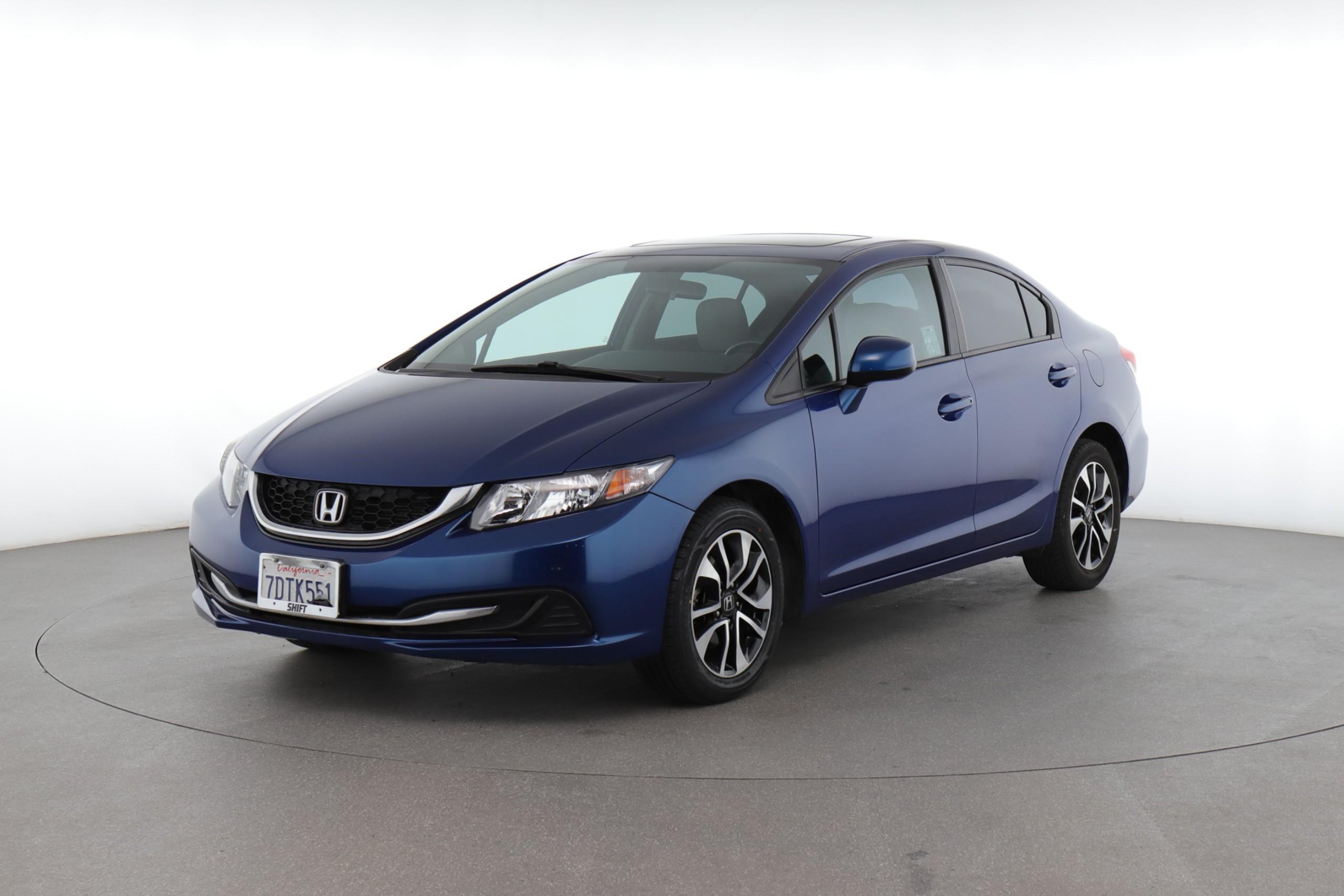 2013 Honda Civic EX (from $13,450)