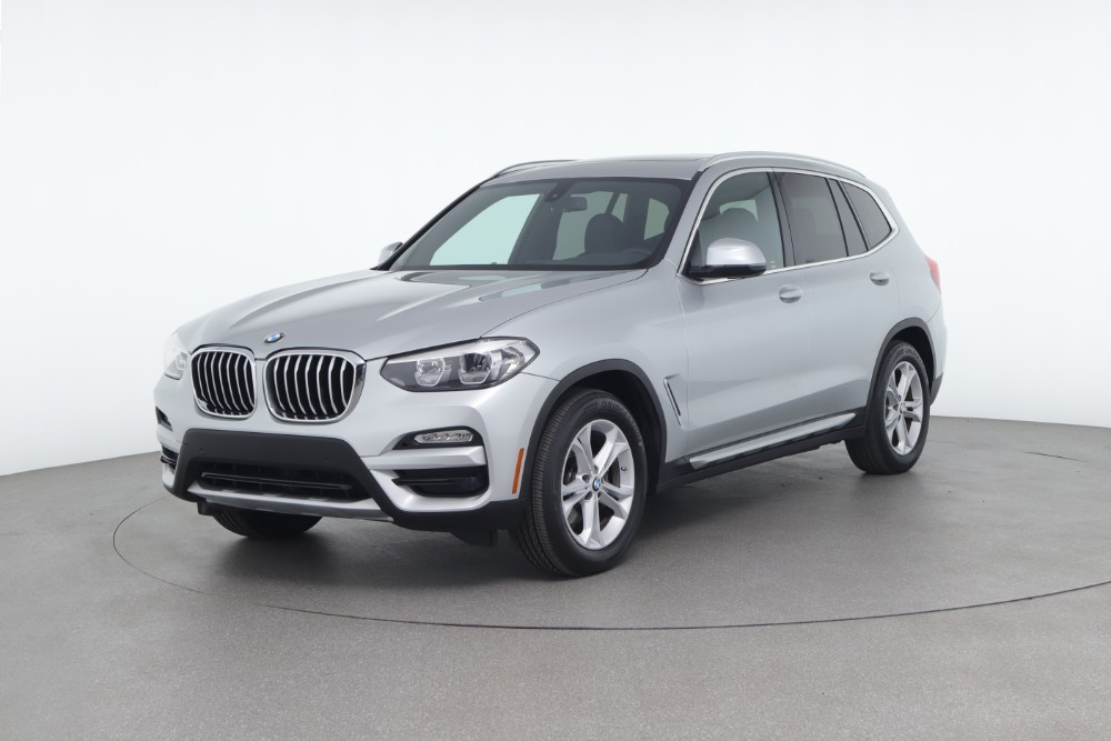 BMW X3: All About Comfort and Practicality