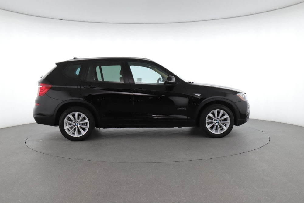 2017 BMW X3 xDrive28i (from $24,800)