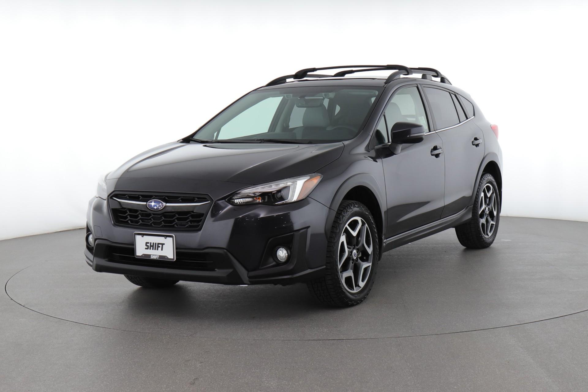 2018 Subaru Crosstrek Limited (from $23,700)