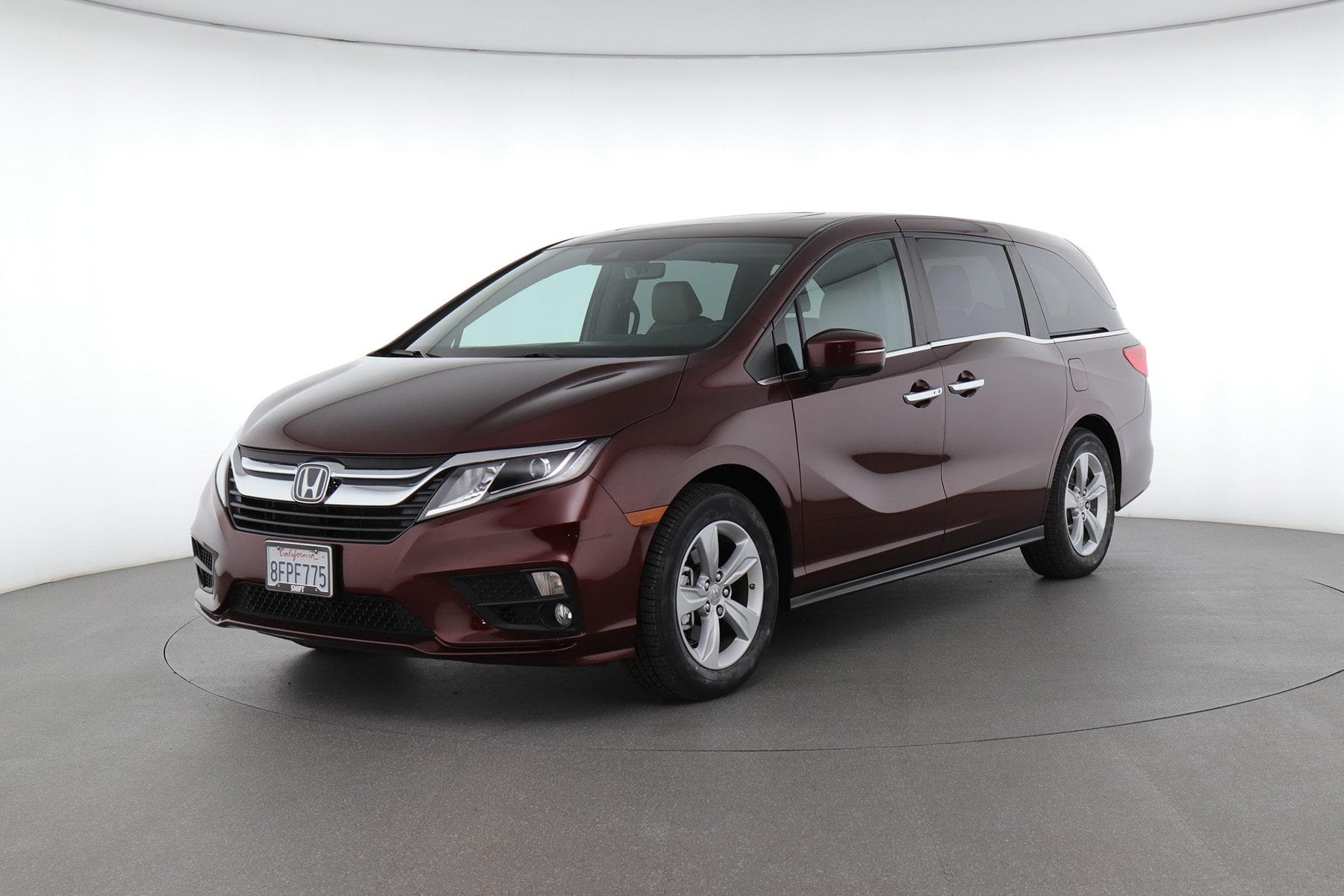 2018 Honda Odyssey EX-L (from $31,300)