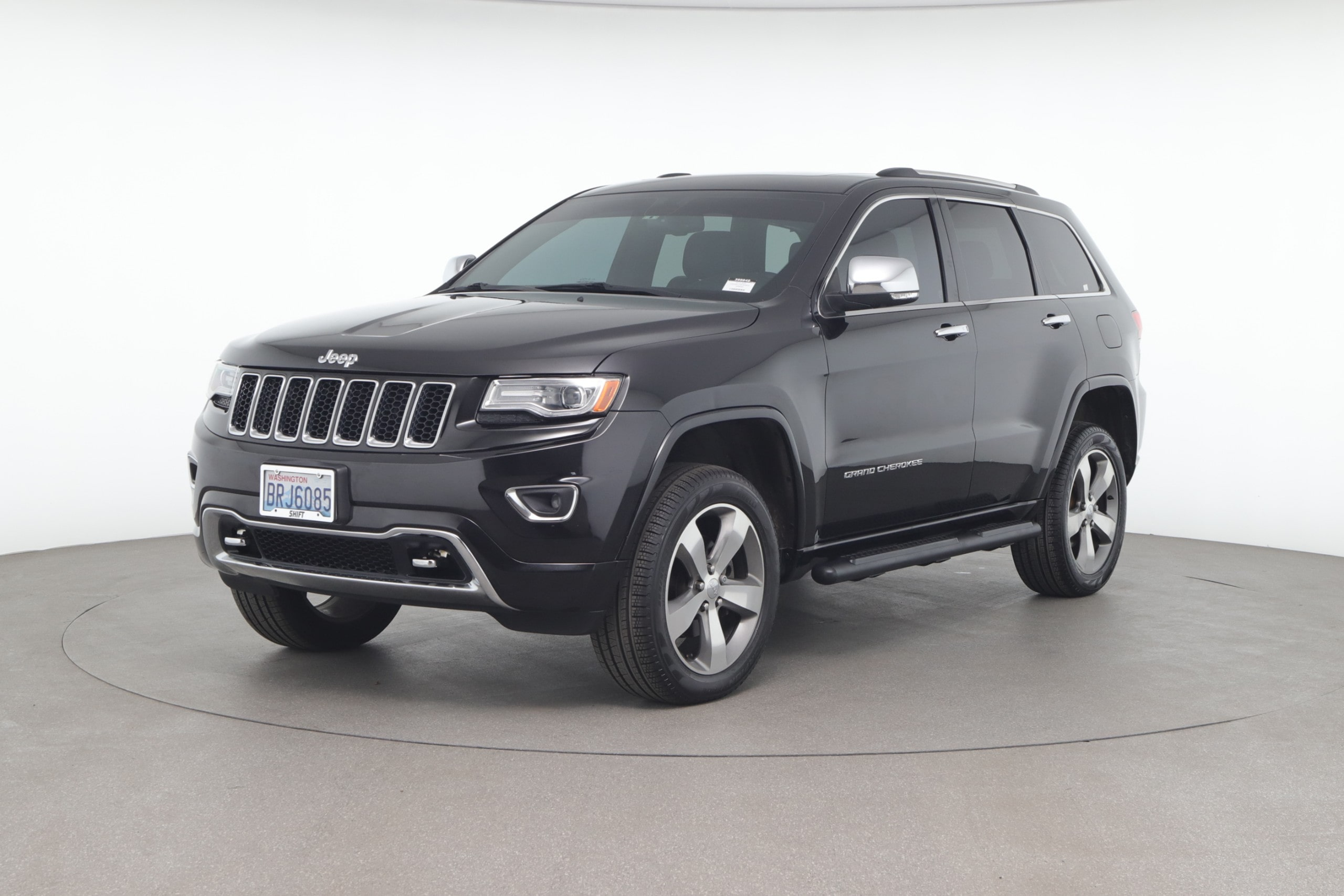 2014 Jeep Grand Cherokee Overland (from $23,950)