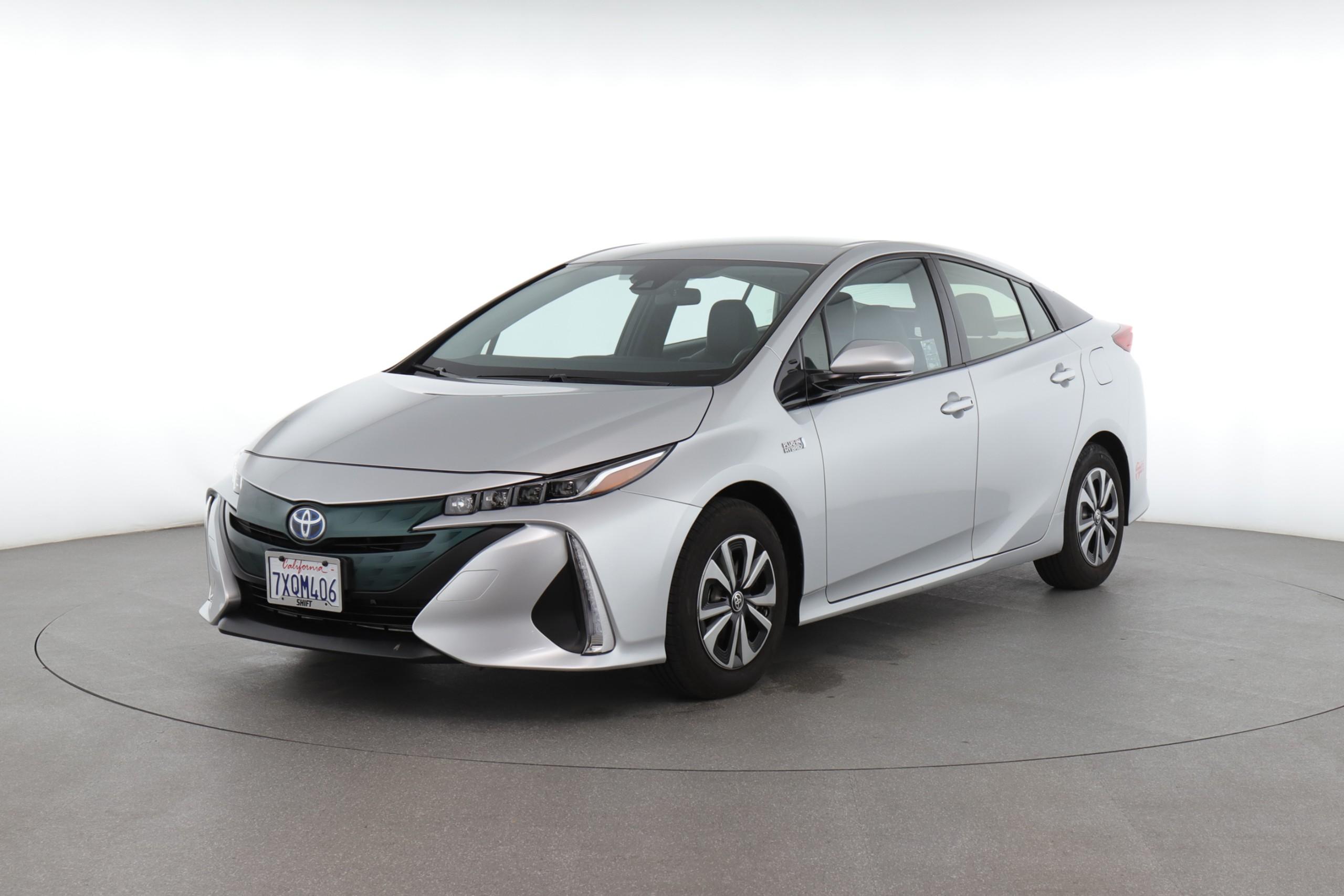 2017 Toyota Prius Prime Premium (from $23,650)